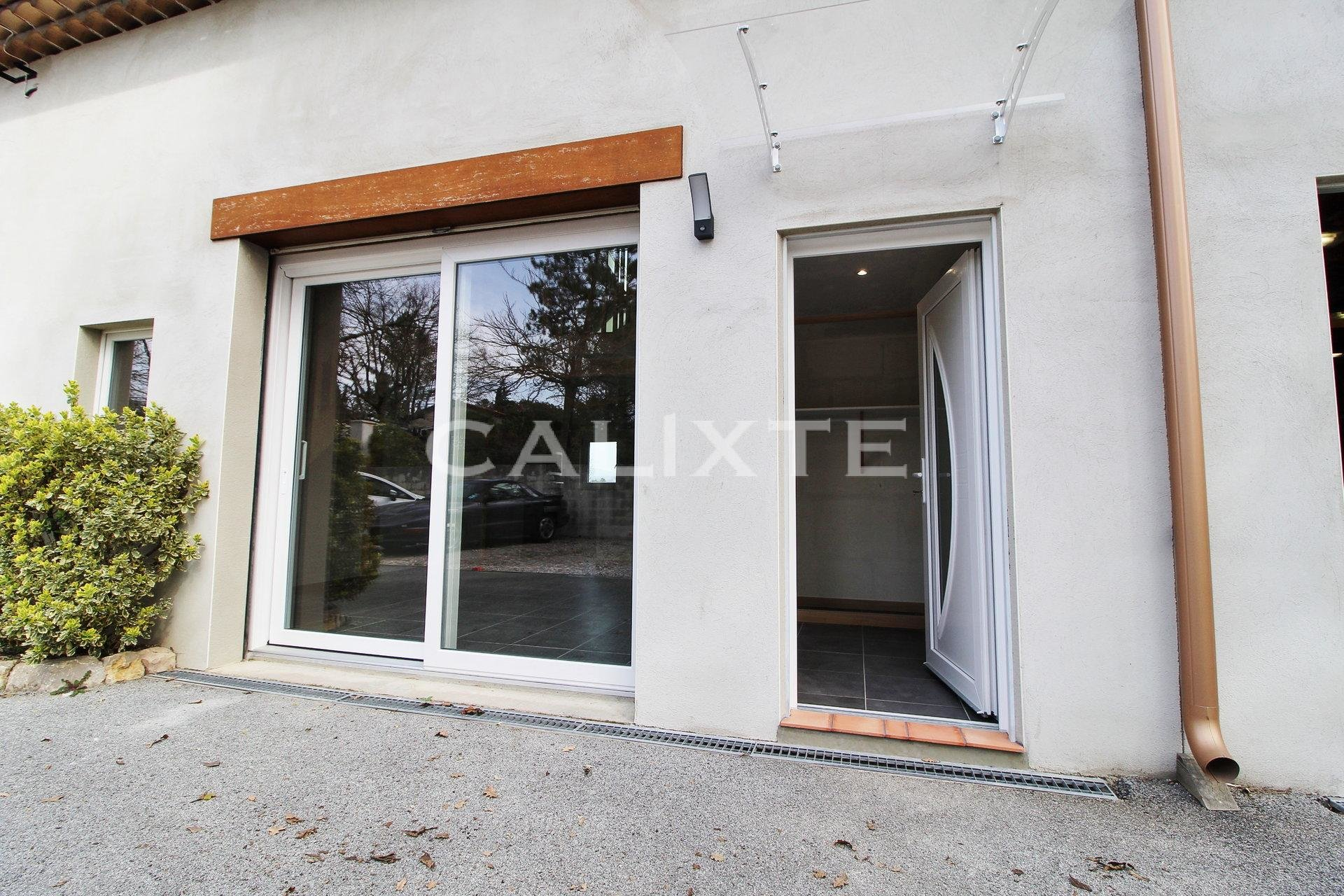 Fayence Vente Duplex parking