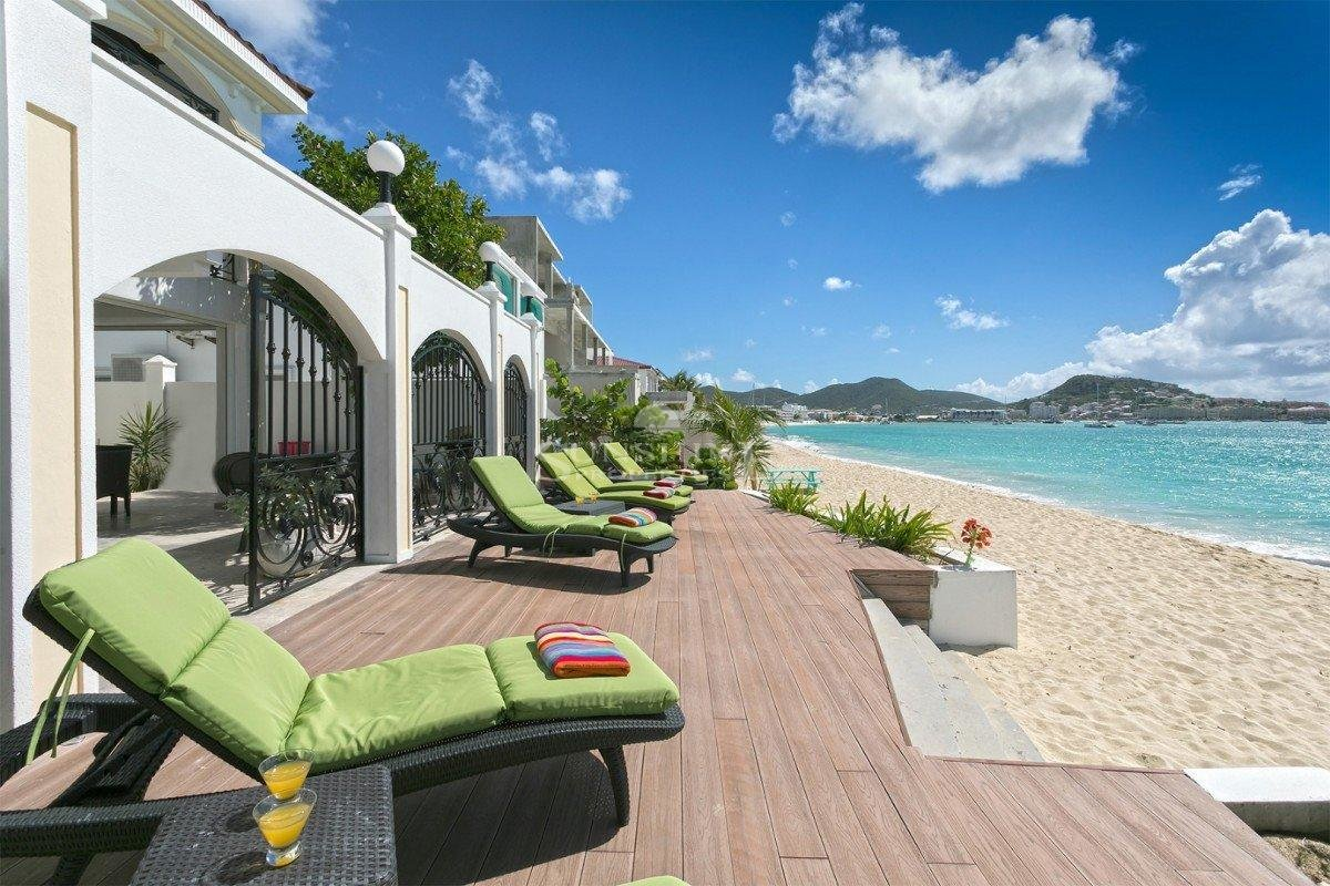 Seasonal rental Villa Sint Maarten