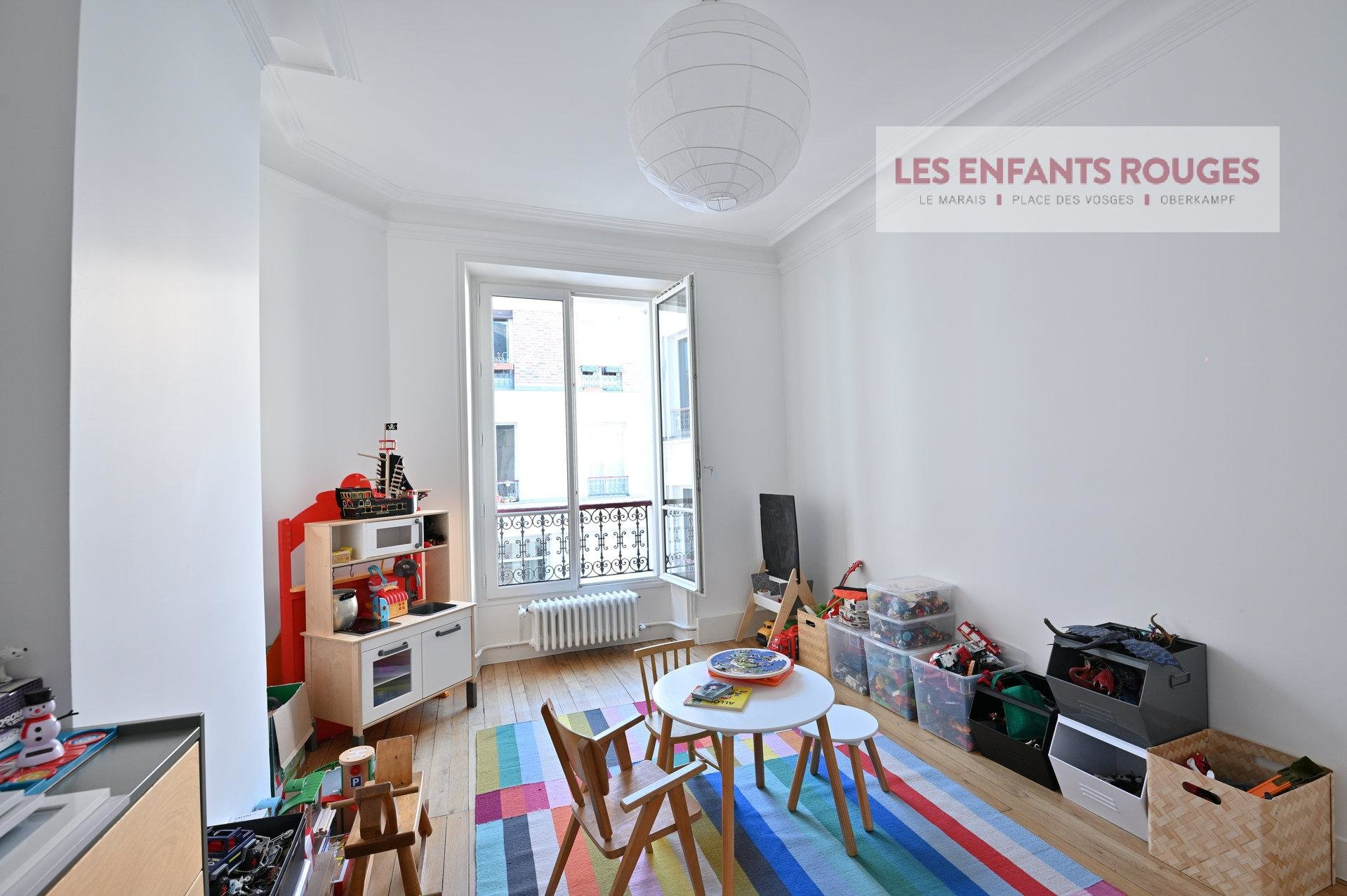 Bonsergent/Valmy-Appartement familial et de réception