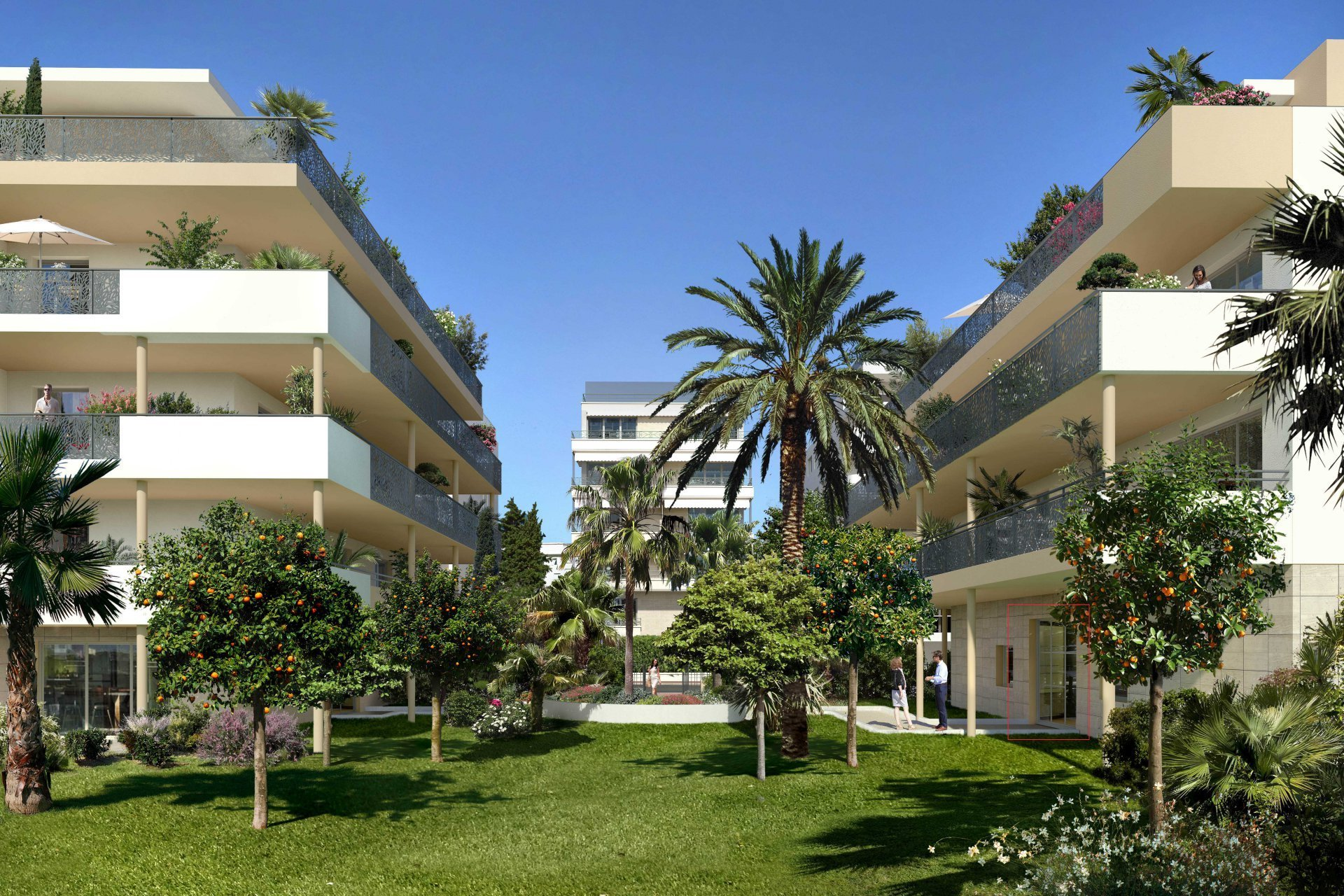 Cannes - 2 bedroom apartment in Unique New Build opportunity Palm Beach
