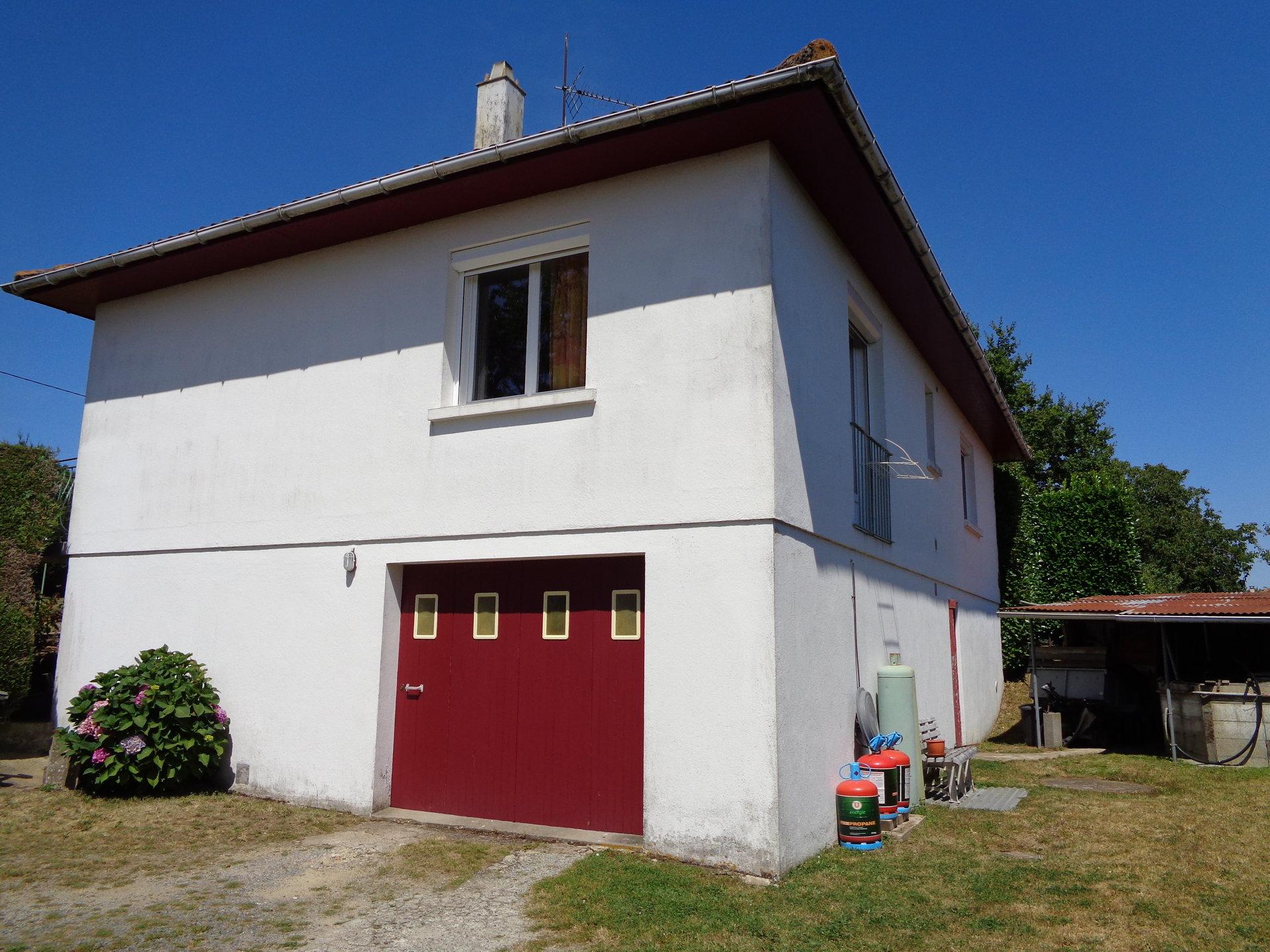 Pavillon - Courlay