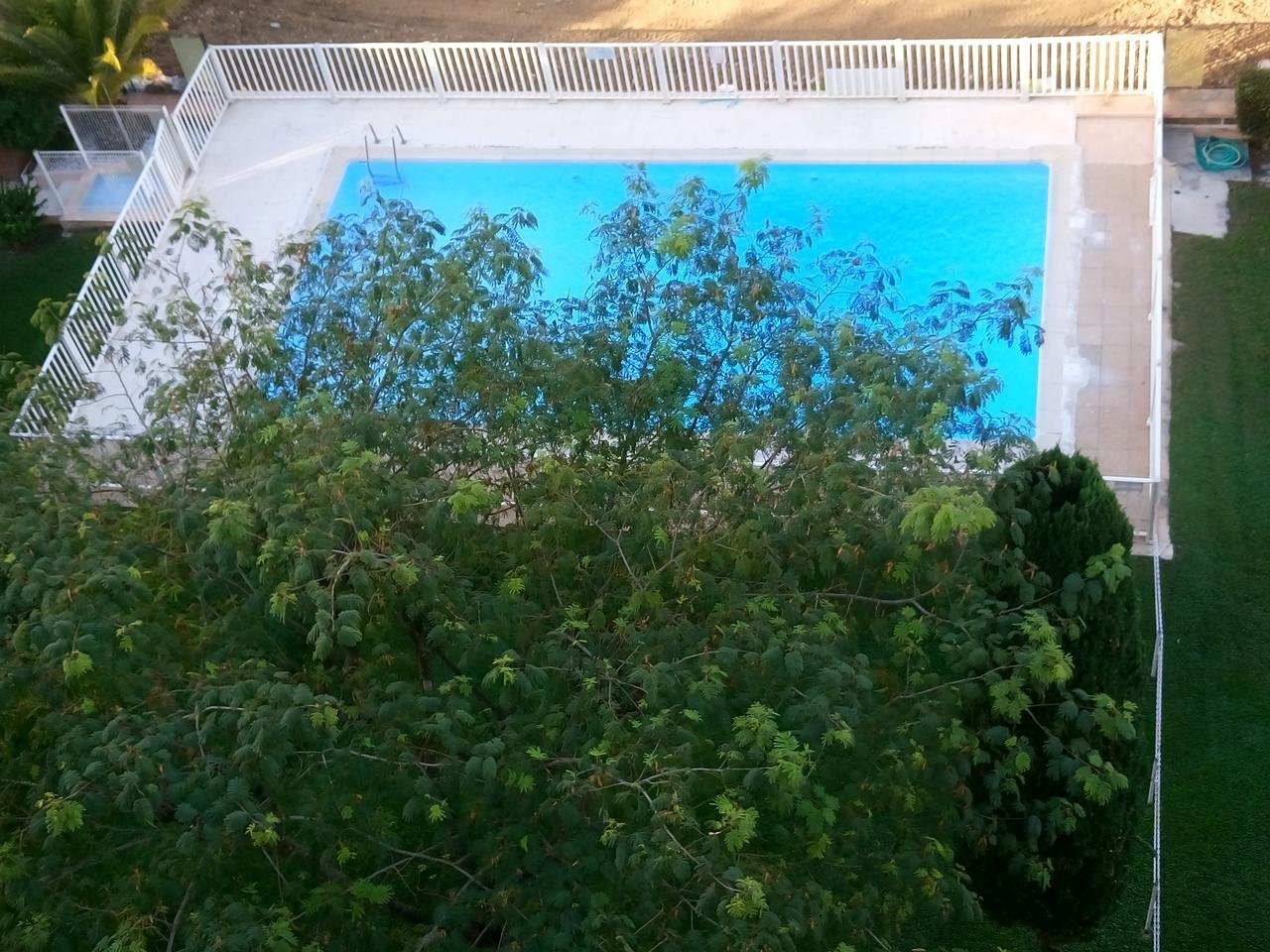 Juan les Pins, 2:a med pool.