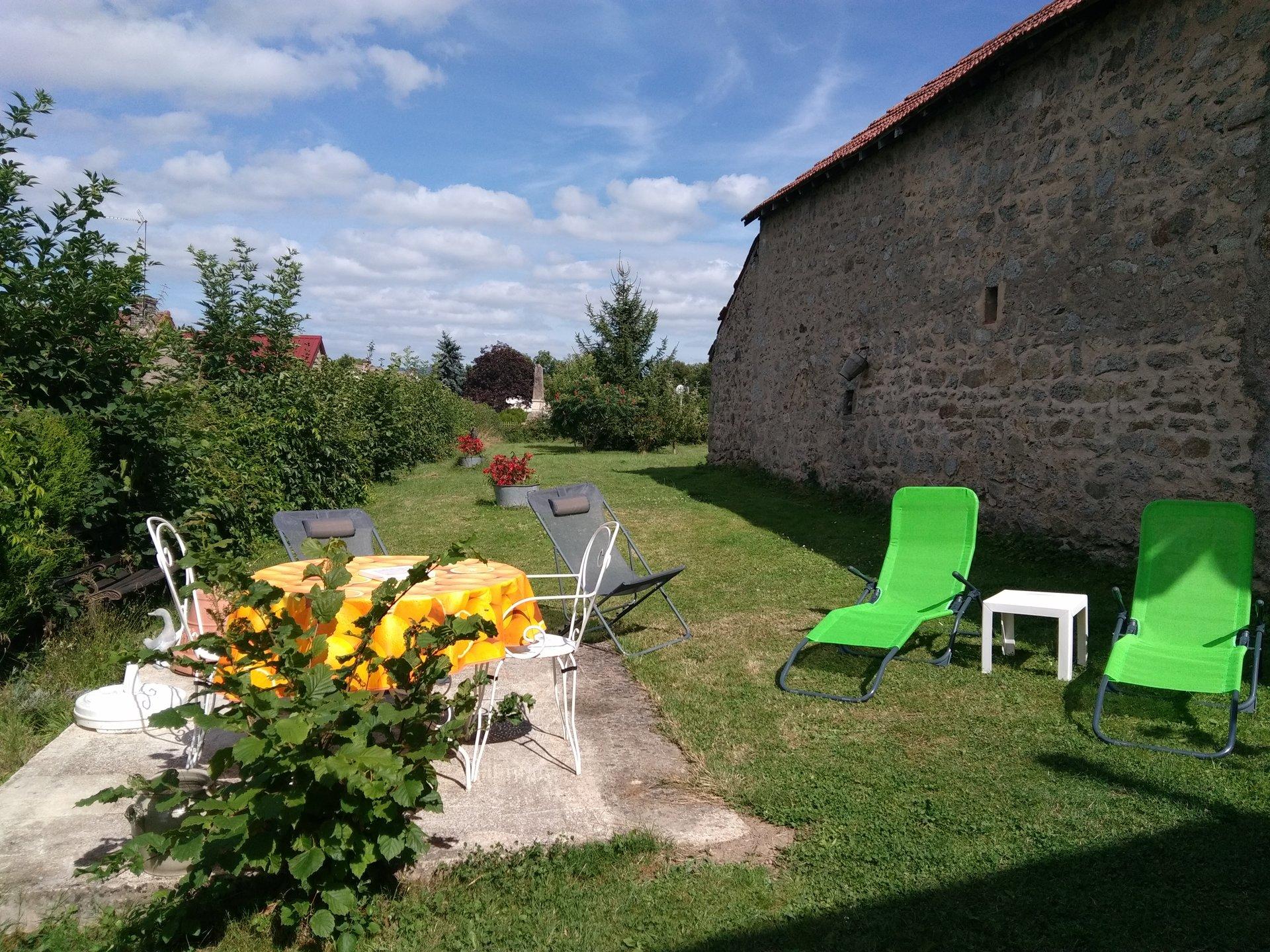 Sale House - Saint-Nizier-sur-Arroux