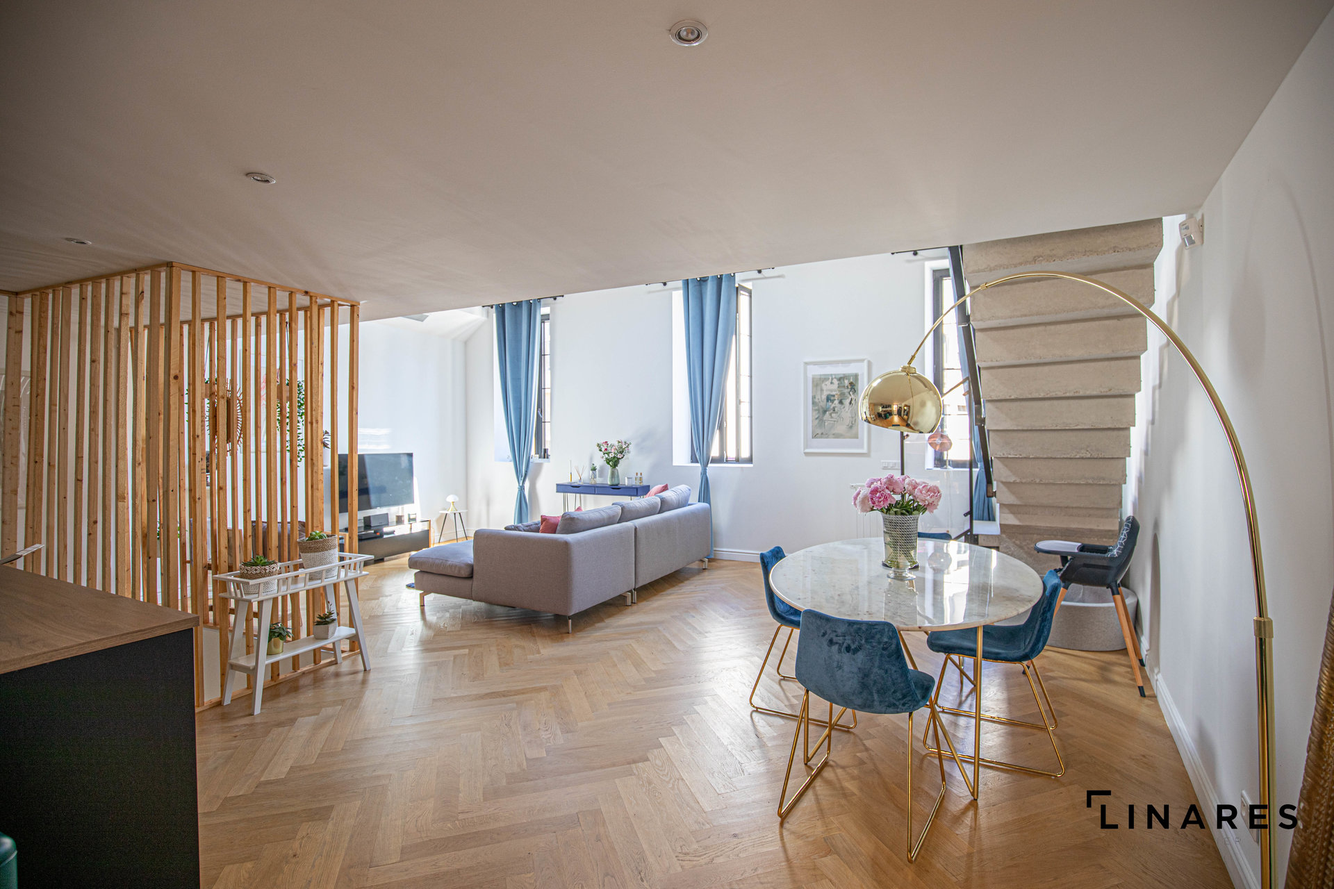 L'ATELIER - Maison T5 avec Terrasse et Garage + T2 indépendant 13006 Marseille