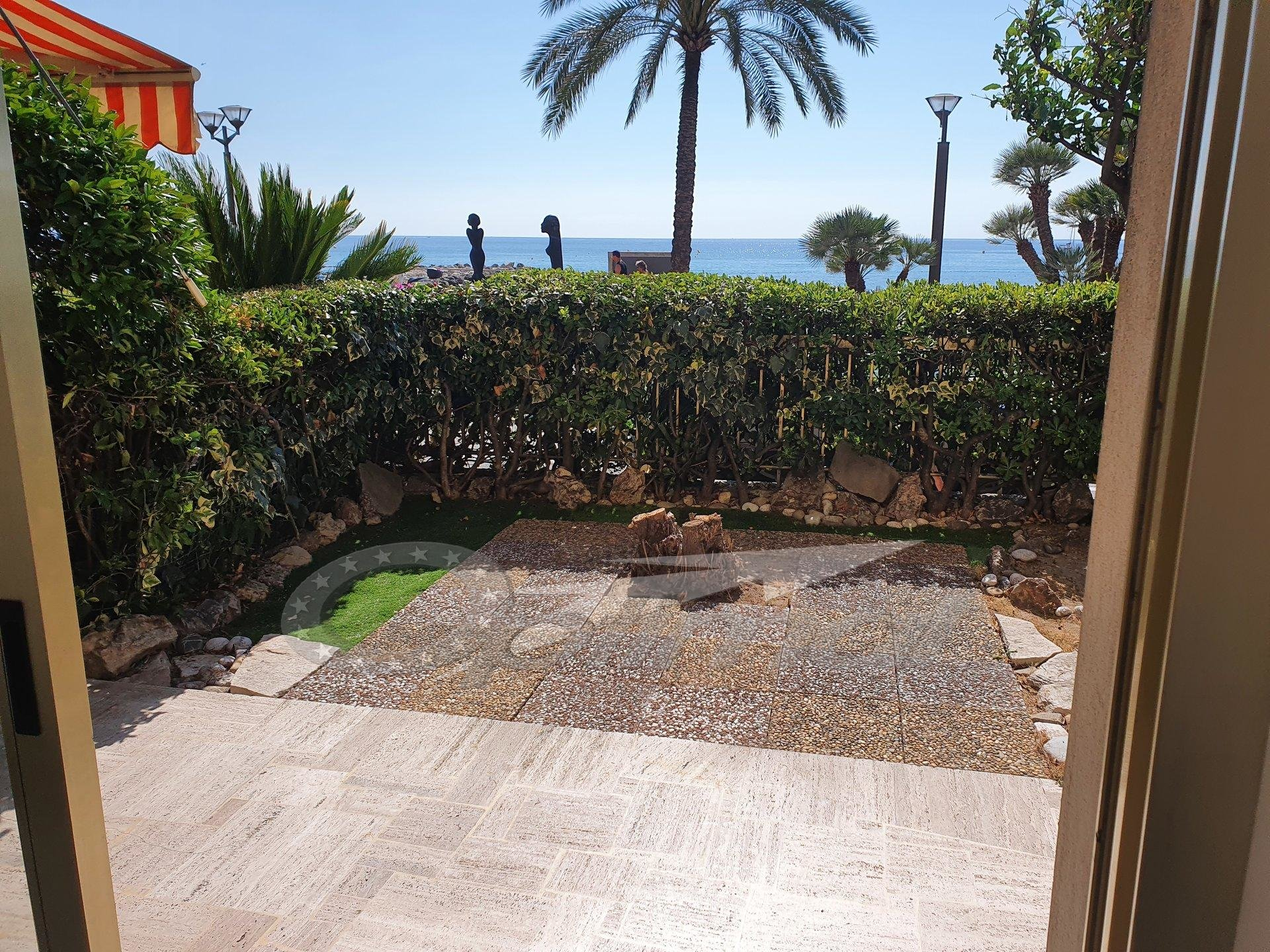 Location Appartement - Roquebrune-Cap-Martin Carnolès