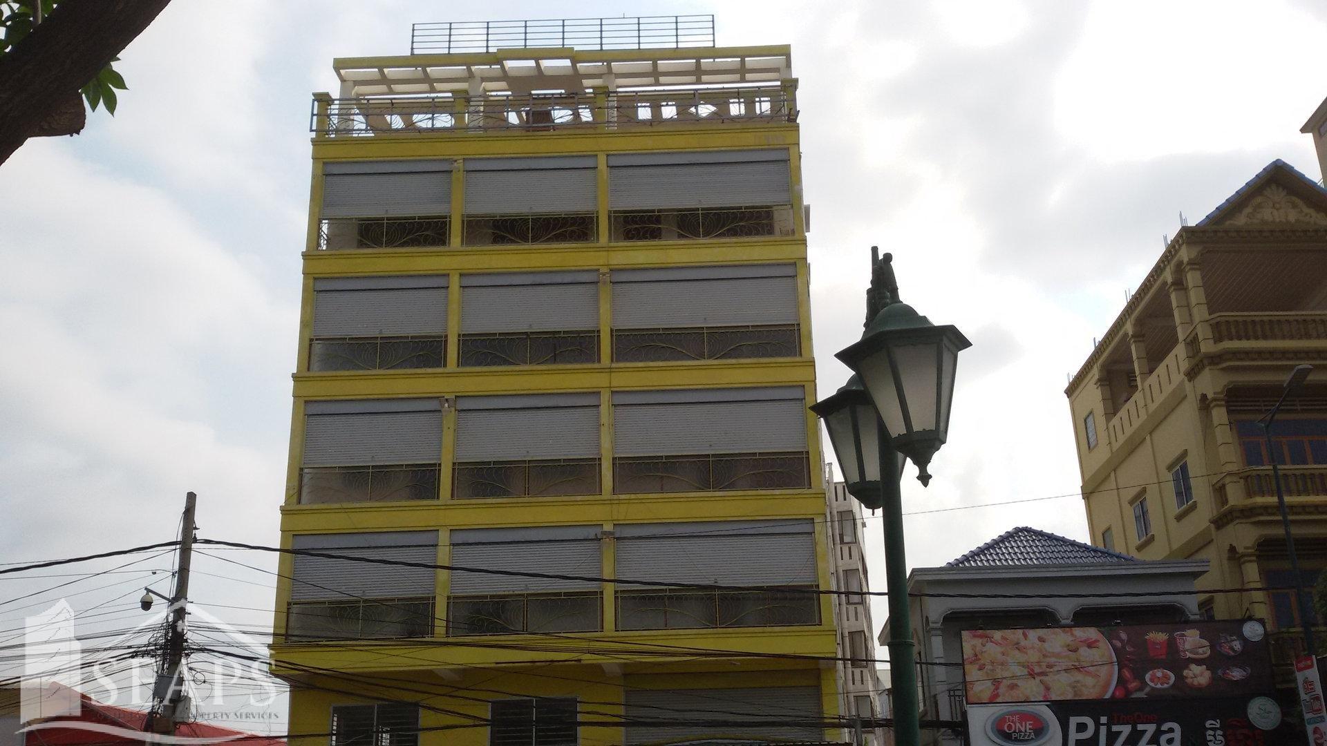 出售 旅馆 Chroy Changvar Chroy Changvar