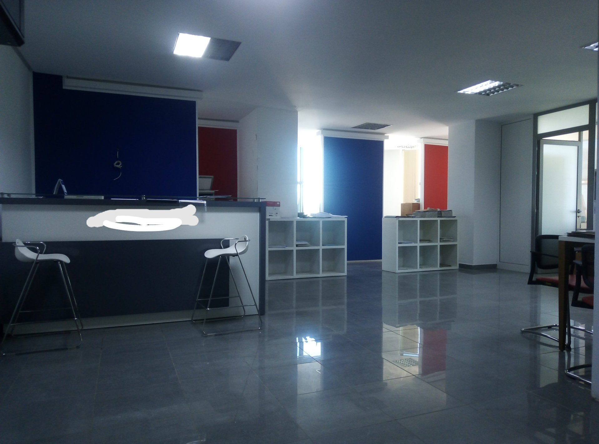 A louer un bureau de 153 m²