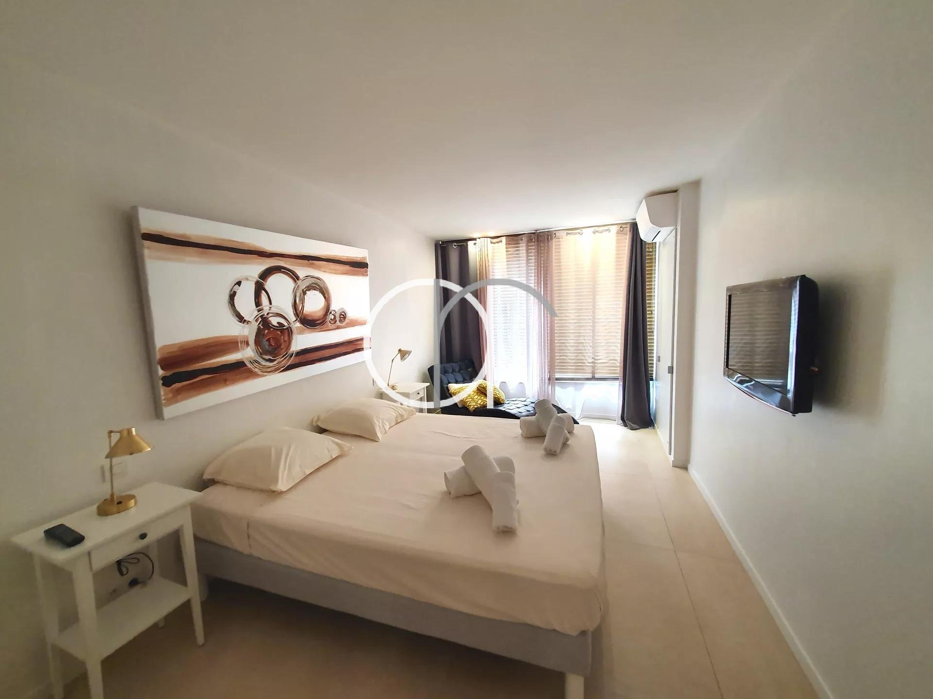 APARTMENT 2 BEDROOMS IN THE GRAND HOTEL RESIDENCE-SEA VIEW