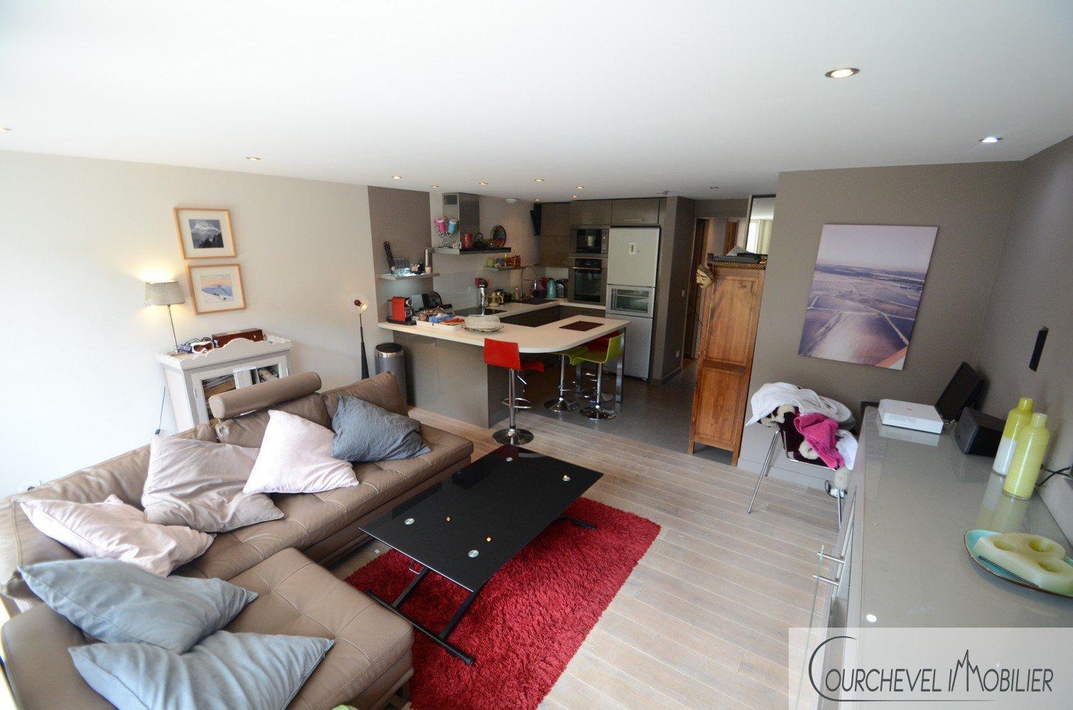 Huur Appartement - Courchevel Le Praz