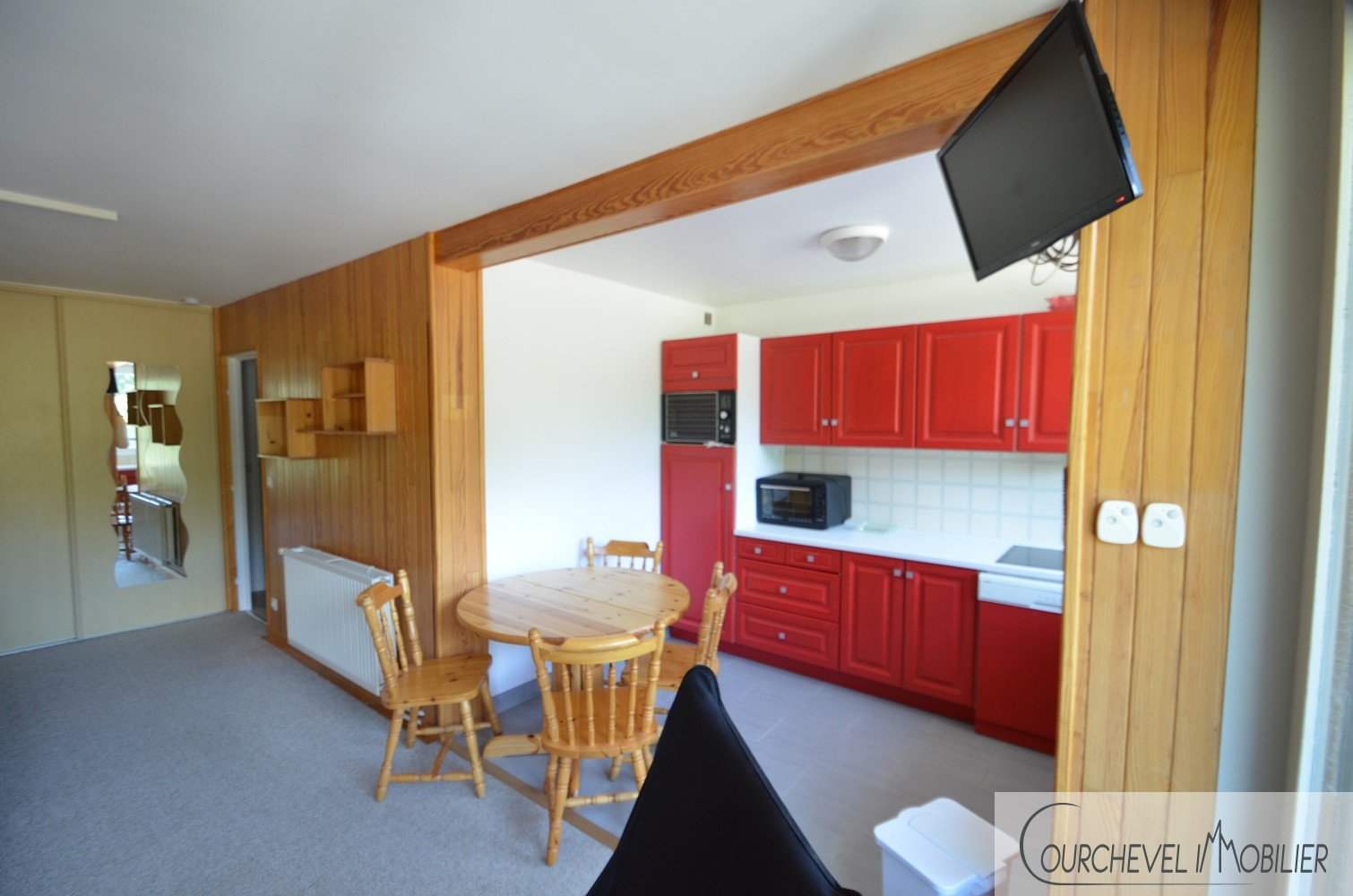 SEASONNAL RENTAL APARTMENT - COURCHEVEL MORIOND