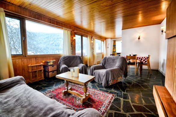 SEASONNAL RENTAL APARTMENT T4 - COURCHEVEL MORIOND