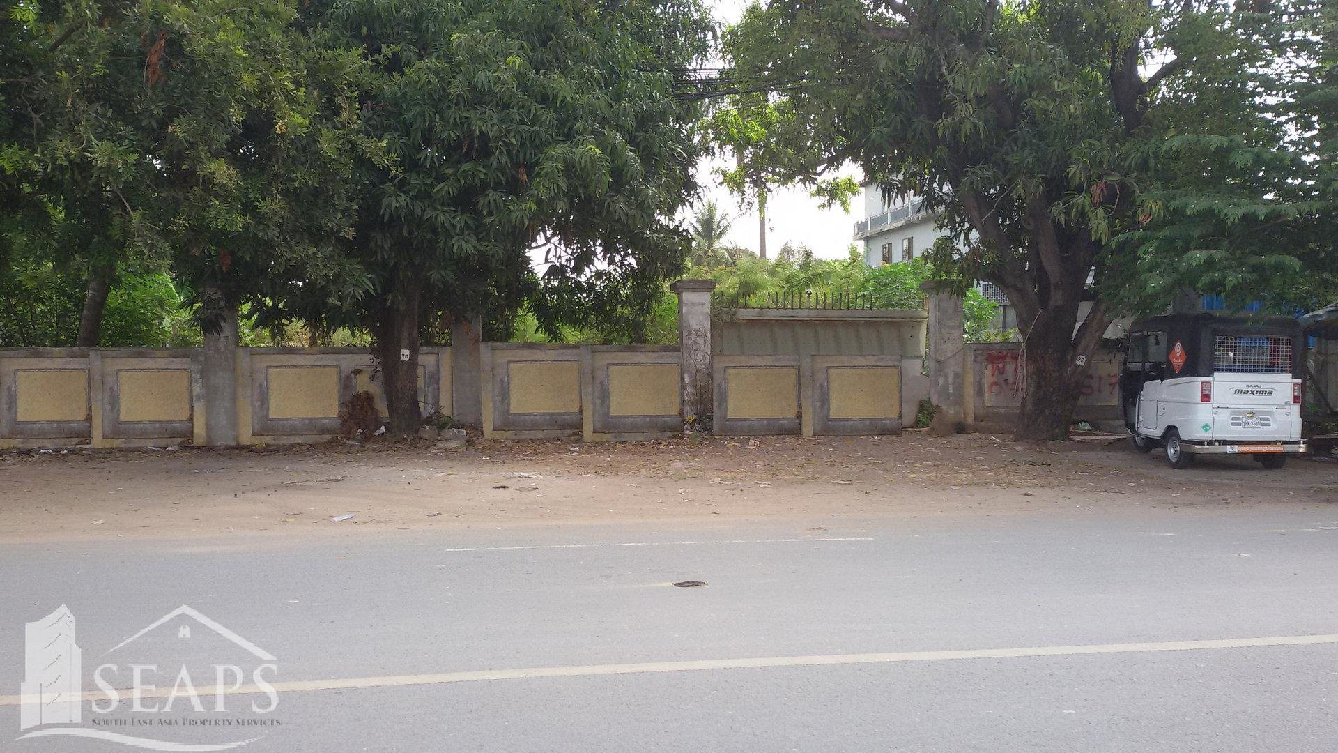 LAND FOR RENT IN CHROY CHANGVAR