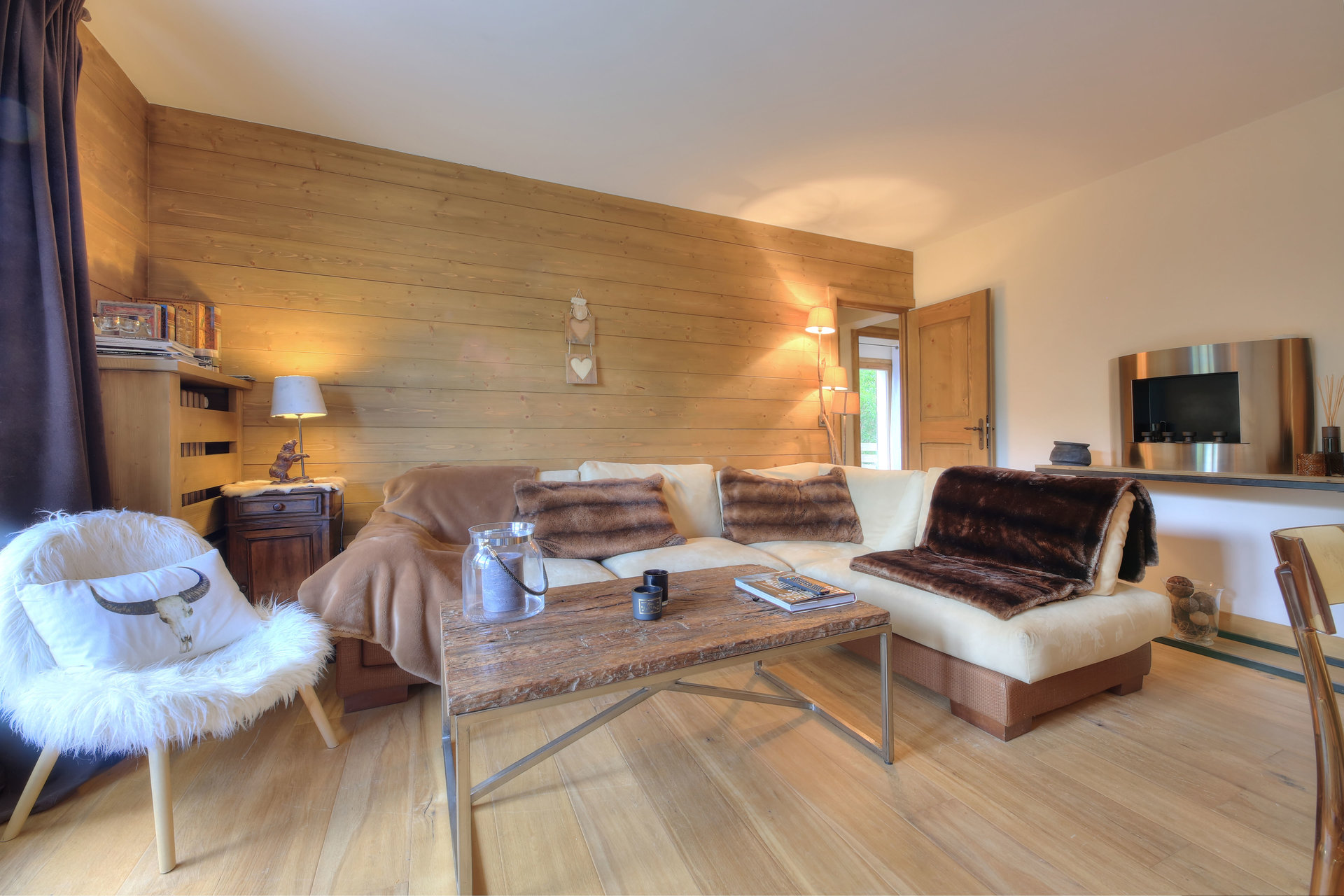 Appartement Chalet in Megeve