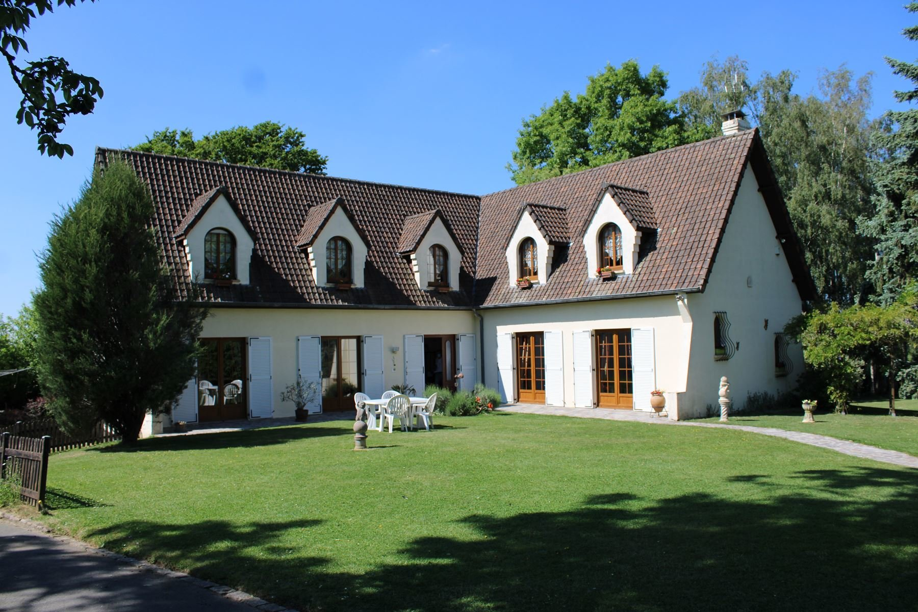 Villa - AXE FOURMIES AVESNES