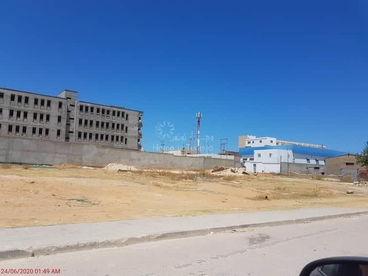 Terrain industriel a kalaa el kebira