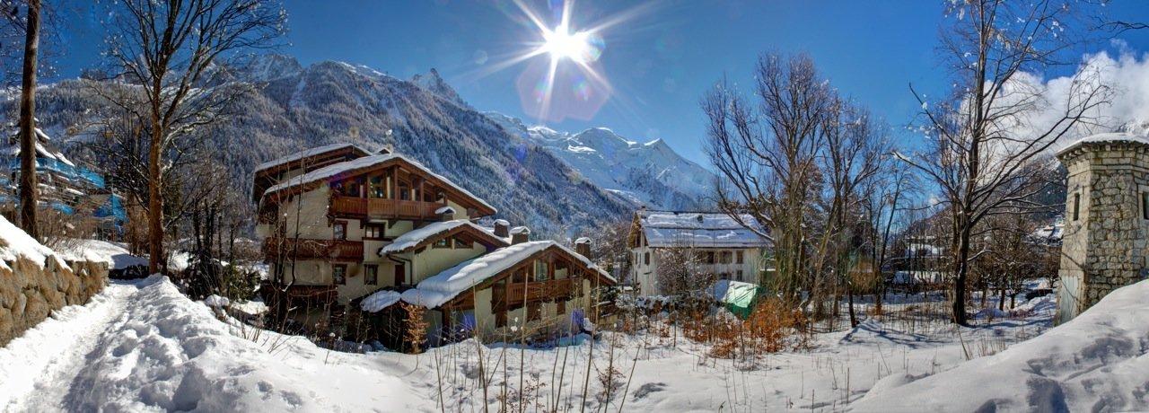 Sale Apartment - Chamonix-Mont-Blanc Centre Ville