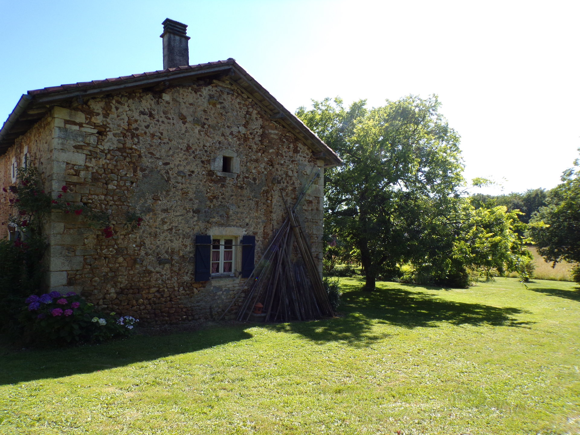 Near to Nanteuil en Vallée