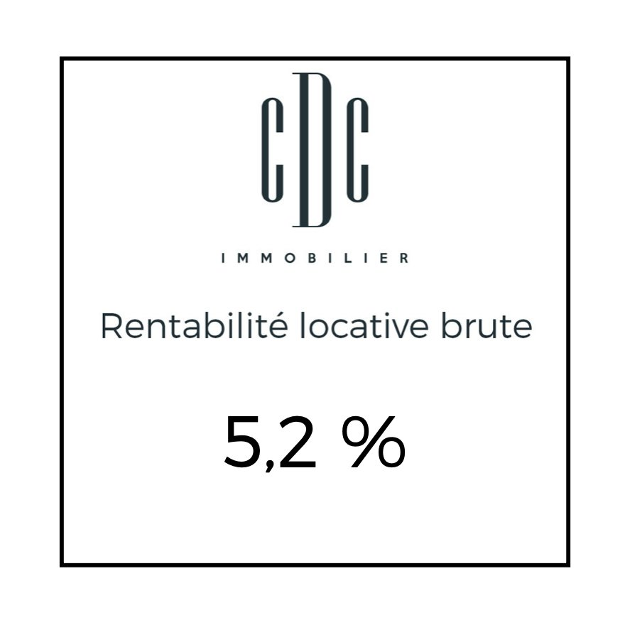 NICE - Rentabilité 5,19 % -