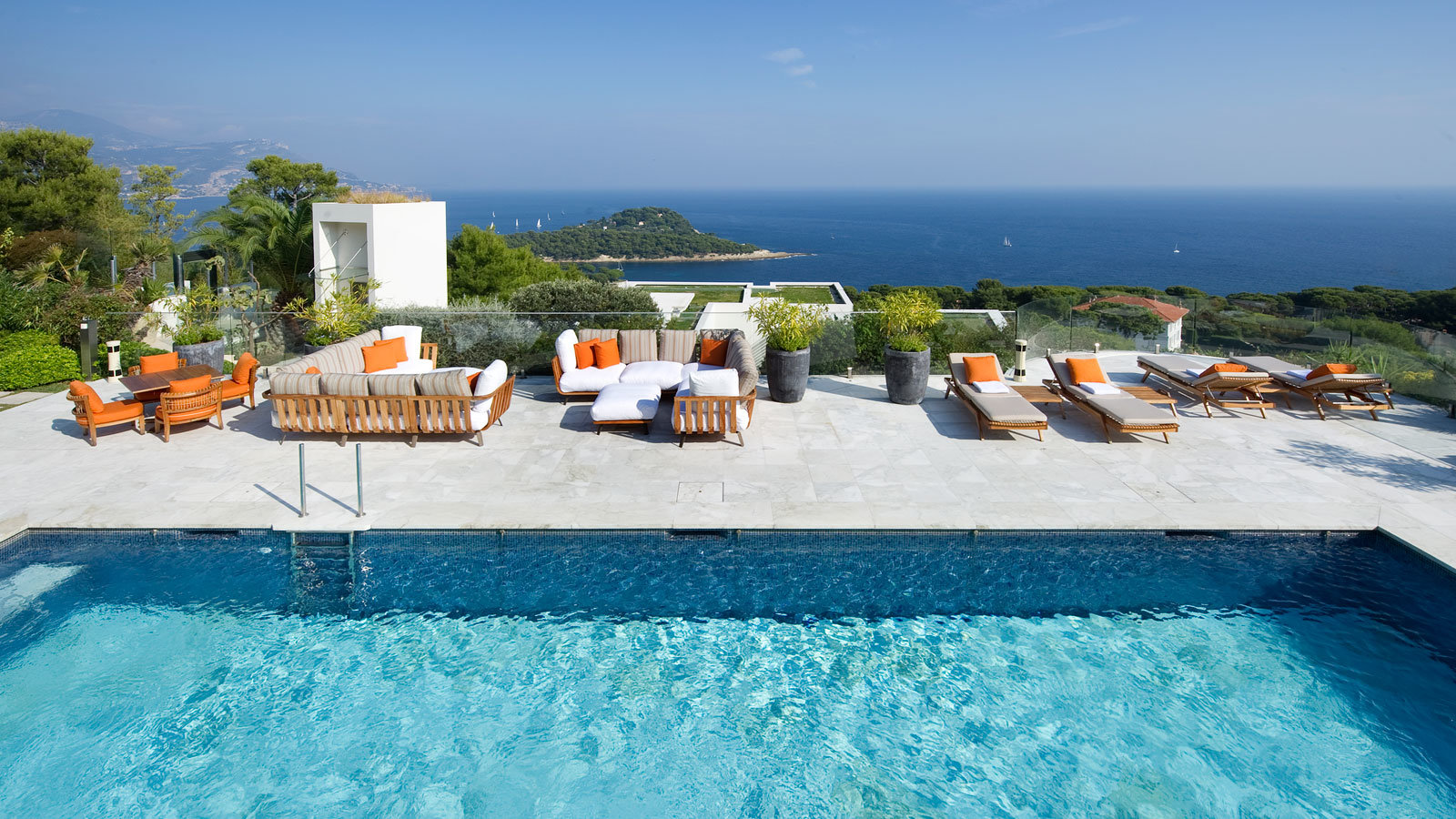 Location Villa - Saint-Jean-Cap-Ferrat