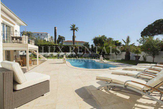 Seasonal rental Villa - Juan-les-Pins