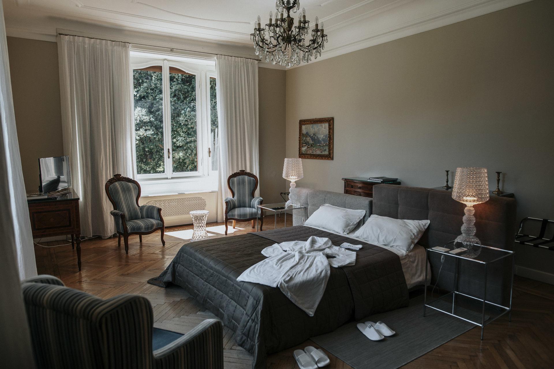 Stresa Prestigiosa villa Storica in affitto