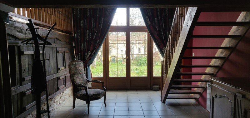 Set of 2 houses for sale in Montalembert in Deux-Sèvres