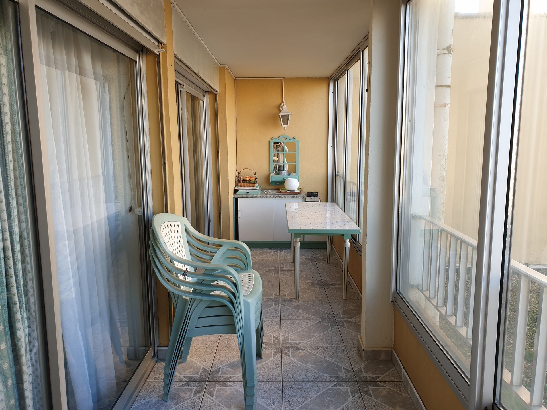 APPARTEMENT T2 LE  CAP D'AGDE PORT