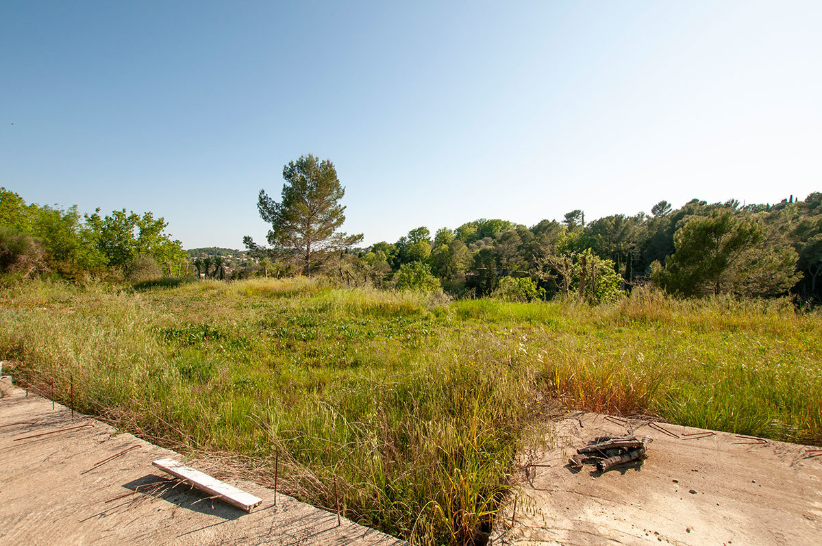 Land for Sale 10 mins walk from Valbonne Village - 300m2 of habitable space