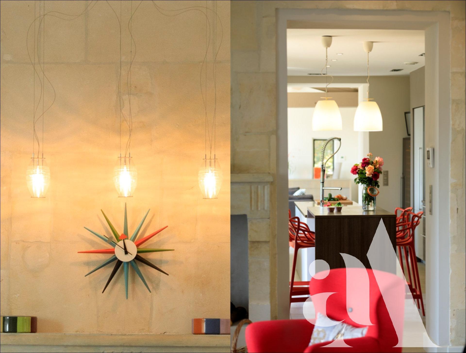 LE MAS DES ARTS - FONTVIEILLE - ALPILLES - 8 chambres - 16 personnes