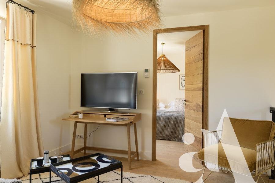 LE MAS DES AGAPANTHES - ALPILLES - ST-REMY DE PROVENCE - 3 chambres