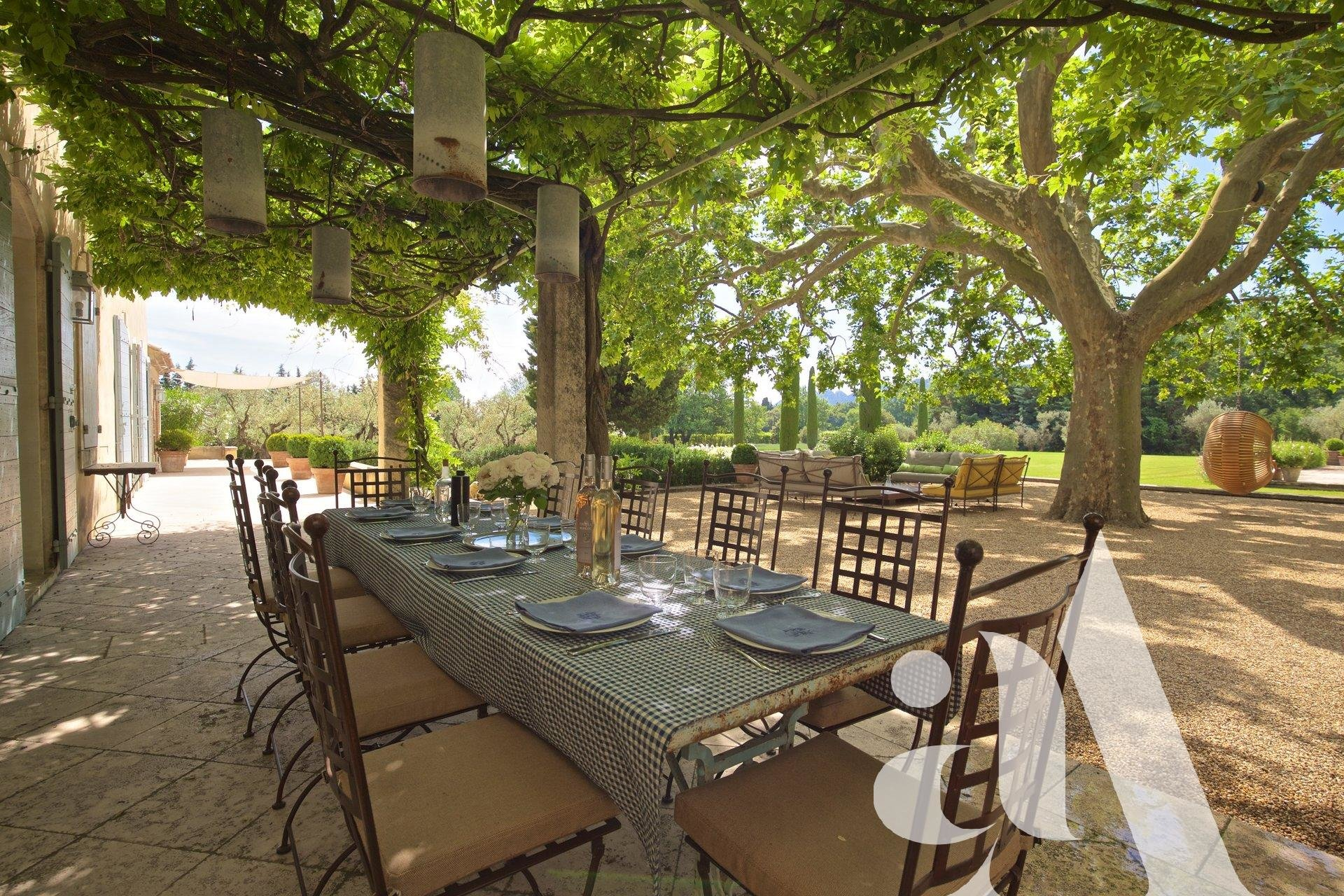 MAS LA GALINE - SAINT REMY DE PROVENCE - 7 bedrooms- 14 people