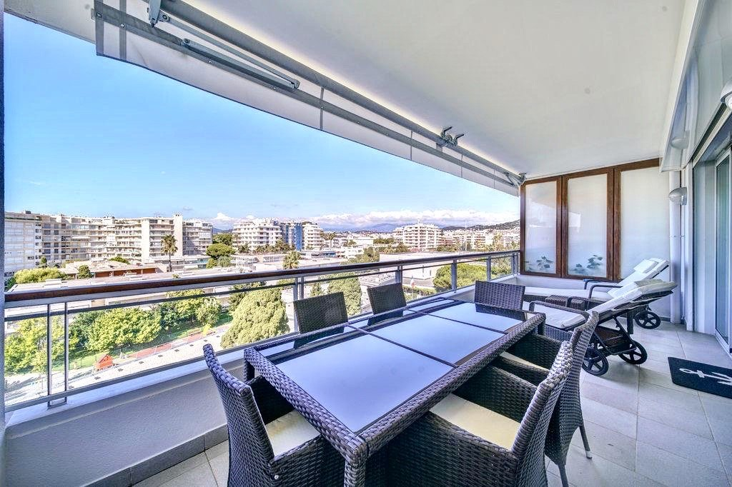 Cannes Palm Beach/Croisette 3p 88 m2 standing residence