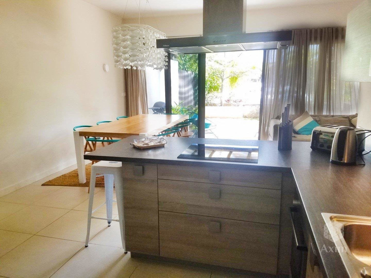 TAMARIN - Appartement 3 chambres + emplacement bateau