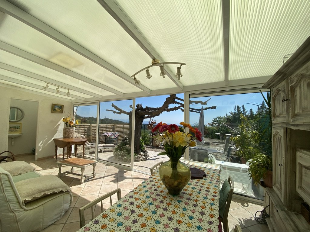 HOUSE CHATEAUNEUF - 4P Sea view