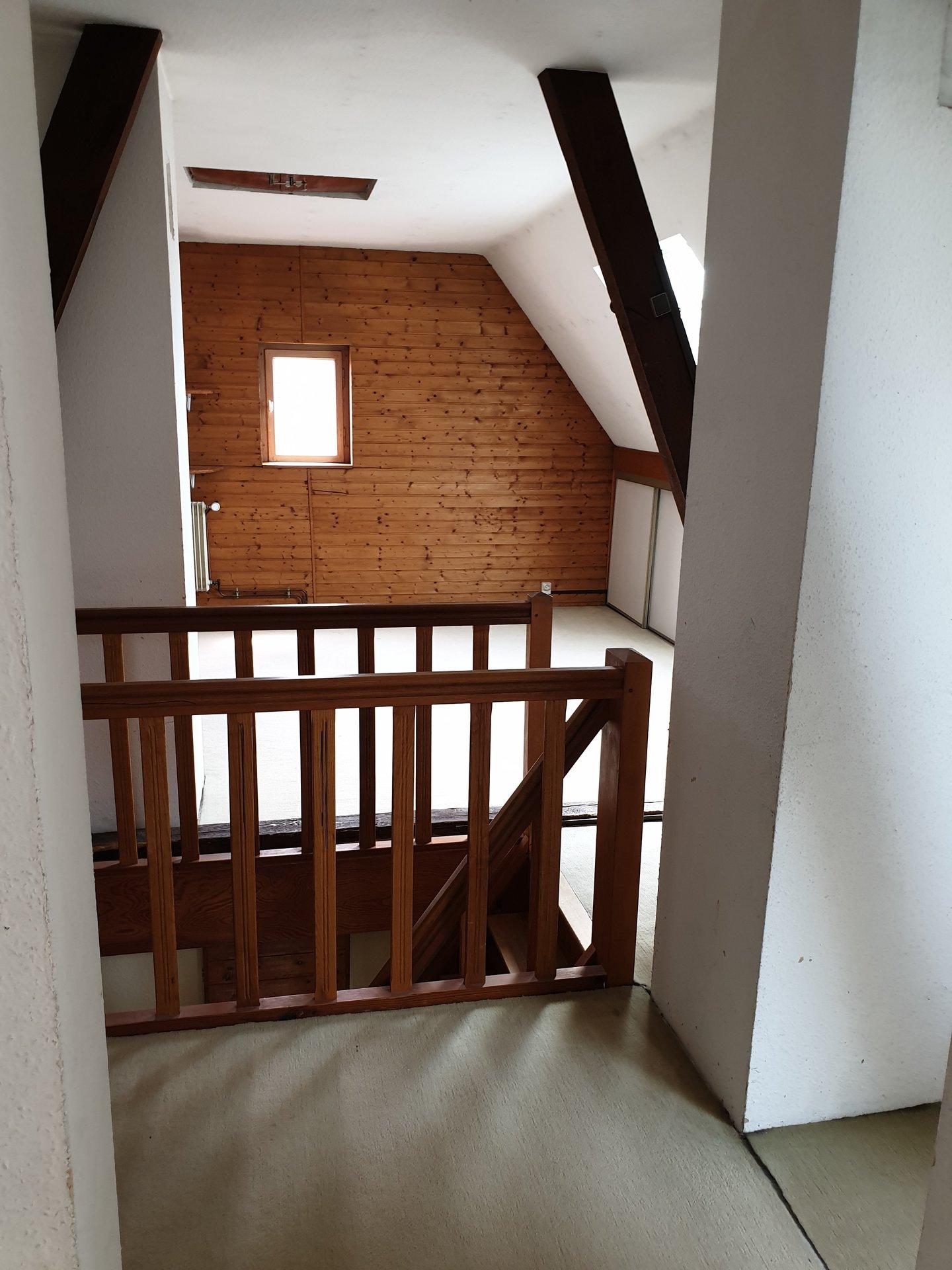 Oberhoffen : Maison de village avec terrain !!