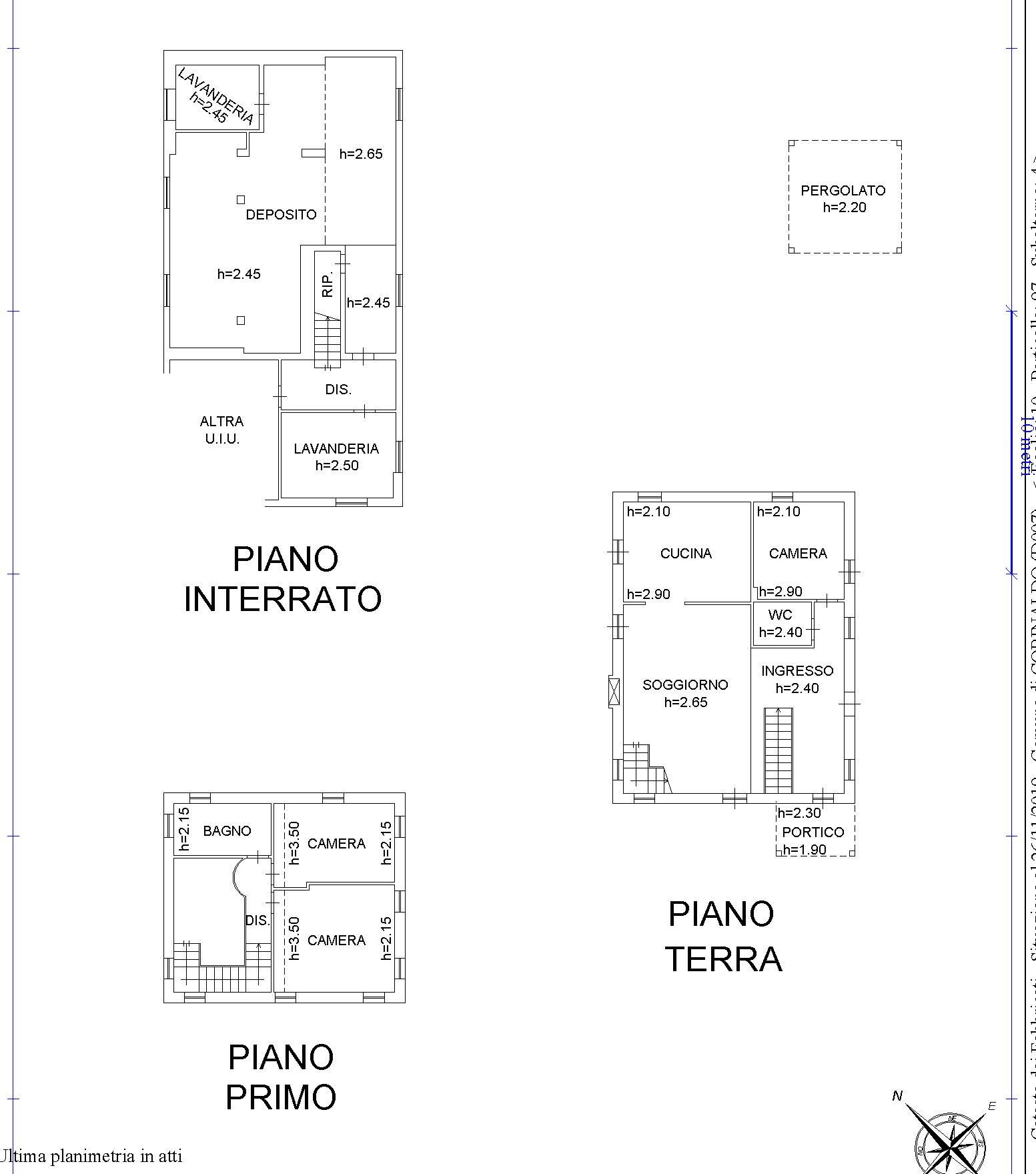 Villa de 3 chambres avec vue paysagère