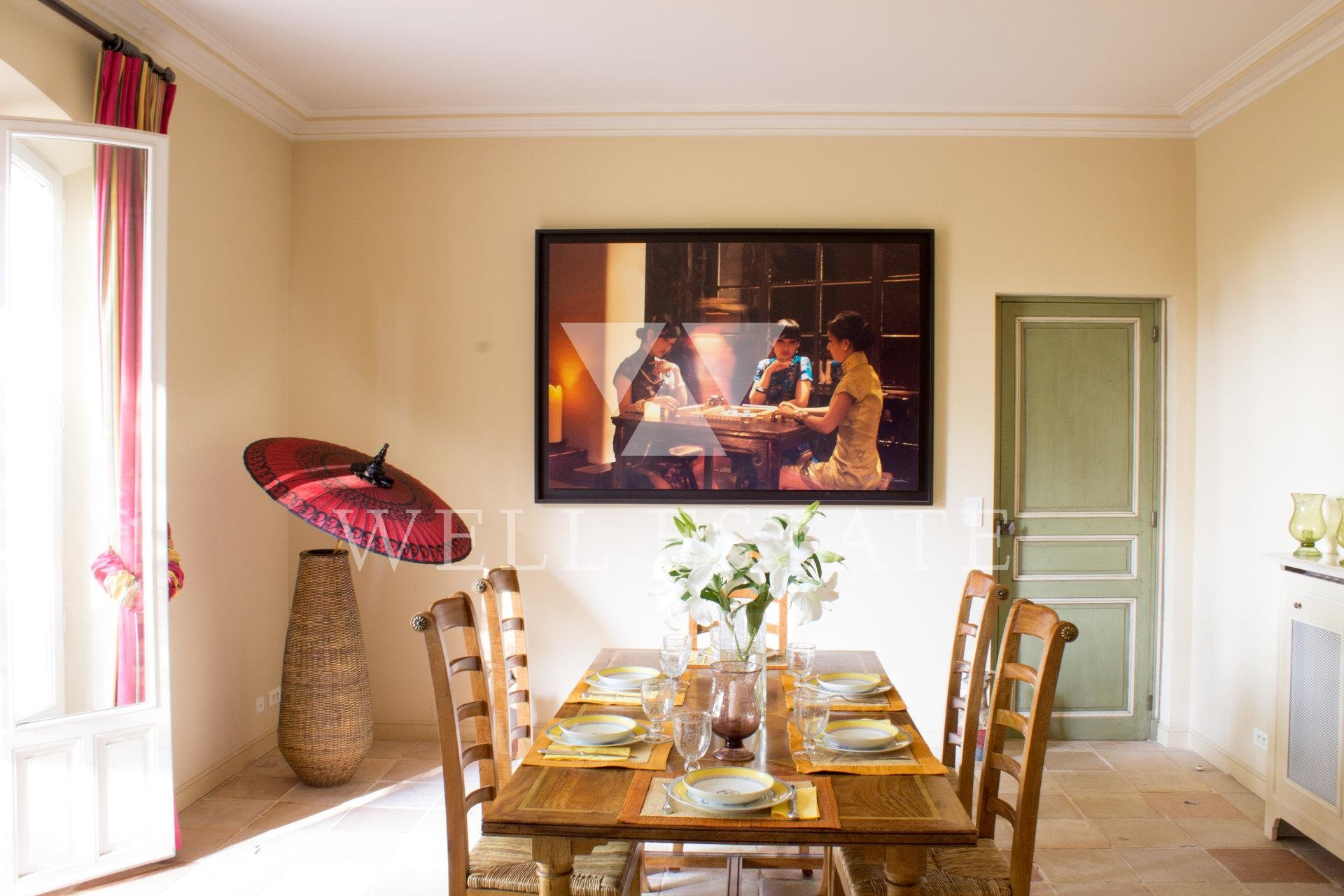 Сезонная аренда Бастид, типичный южный дом - Канны (Cannes)