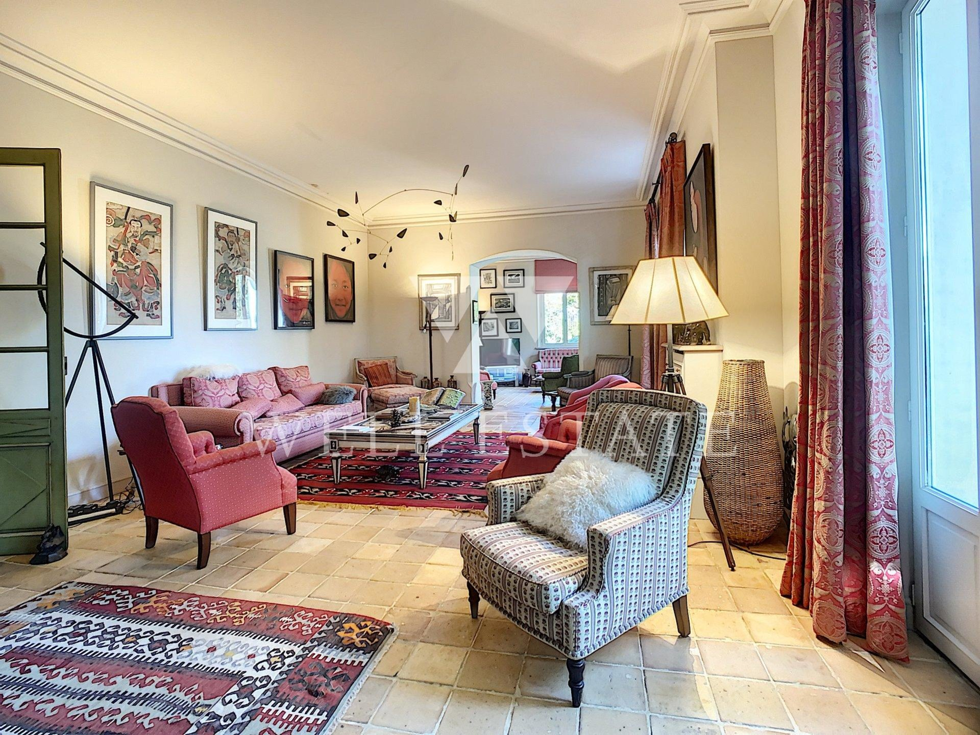 BASTIDE XIX 450M2 COMPLETELY RENOVATED 7 BEDROOMS SWIMMING POOL