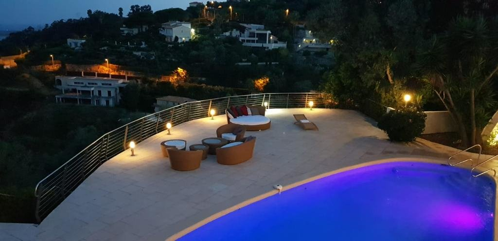 Superb Villa 8 bedroom Super Cannes sea view