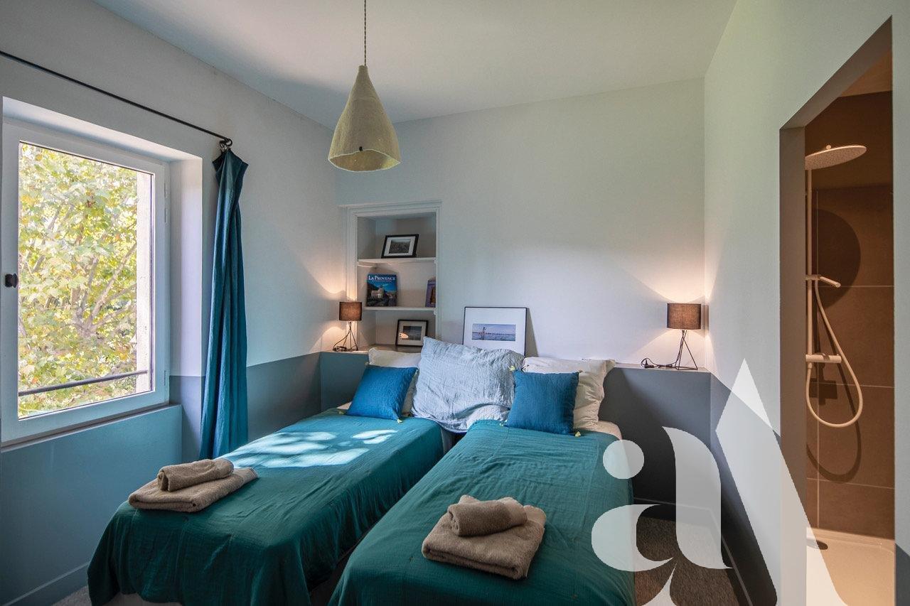 MAS DU PLATANE - SAINT ETIENNE DU GRÈS - ALPILLES - 4 chambres - 8 personnes
