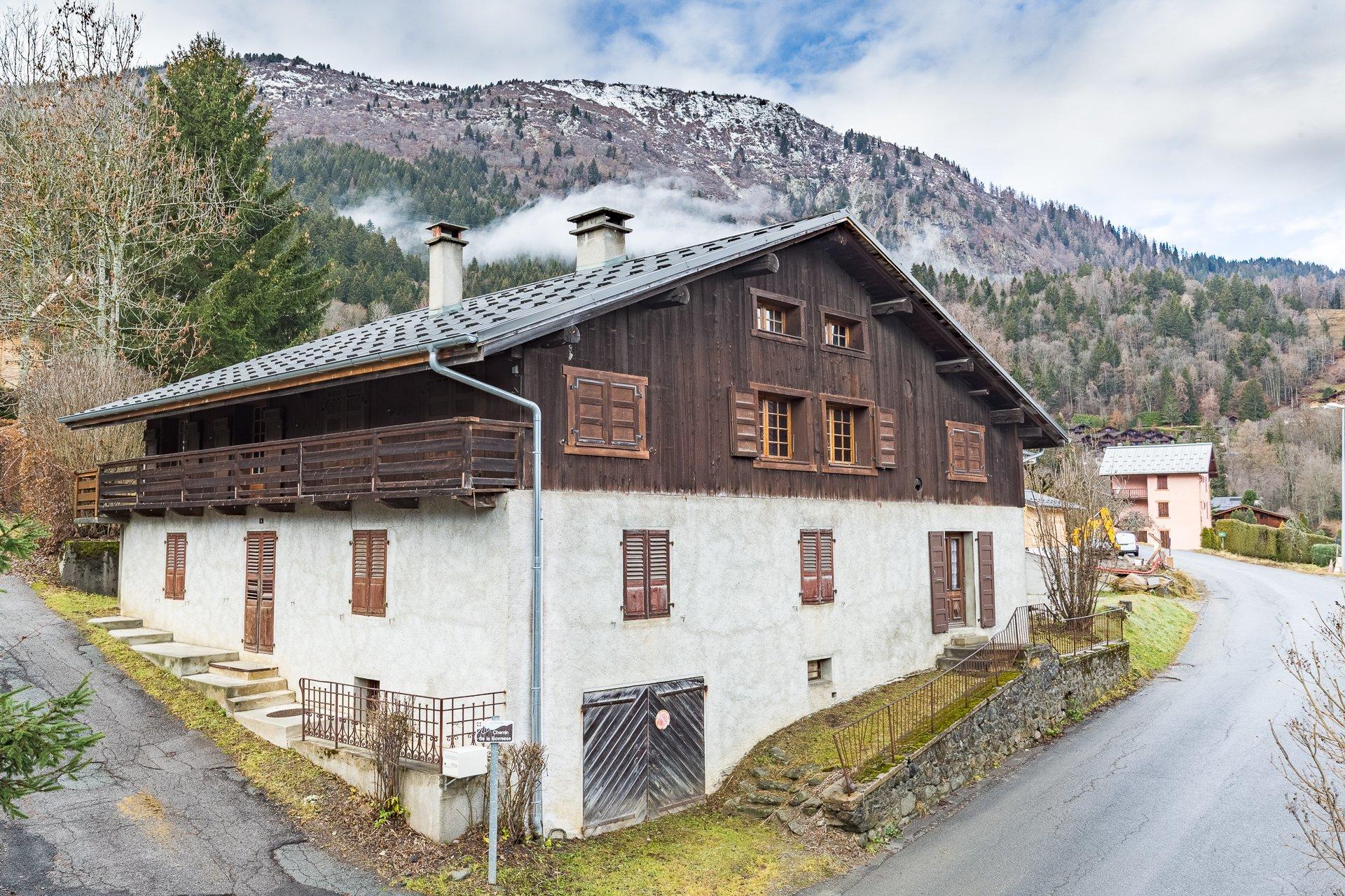 Продажа Ферма - Les Houches Les Chavants – La Côte