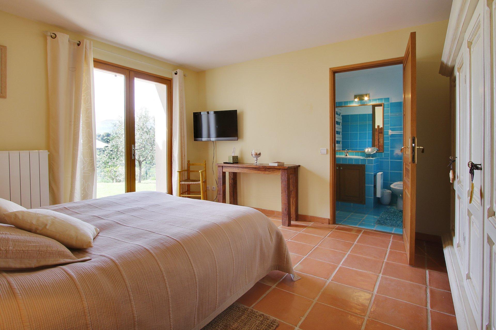 Location saisonnière villa Cagnes sur Mer
