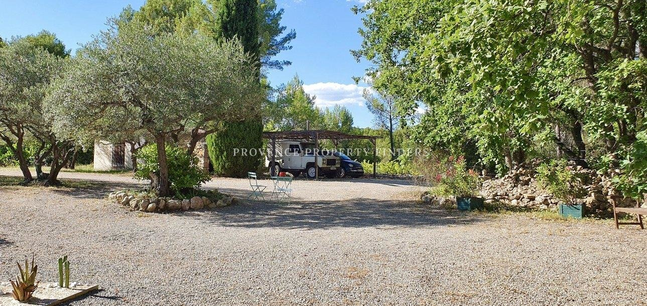 SOLD    Provence country life, beautiful property for sale.