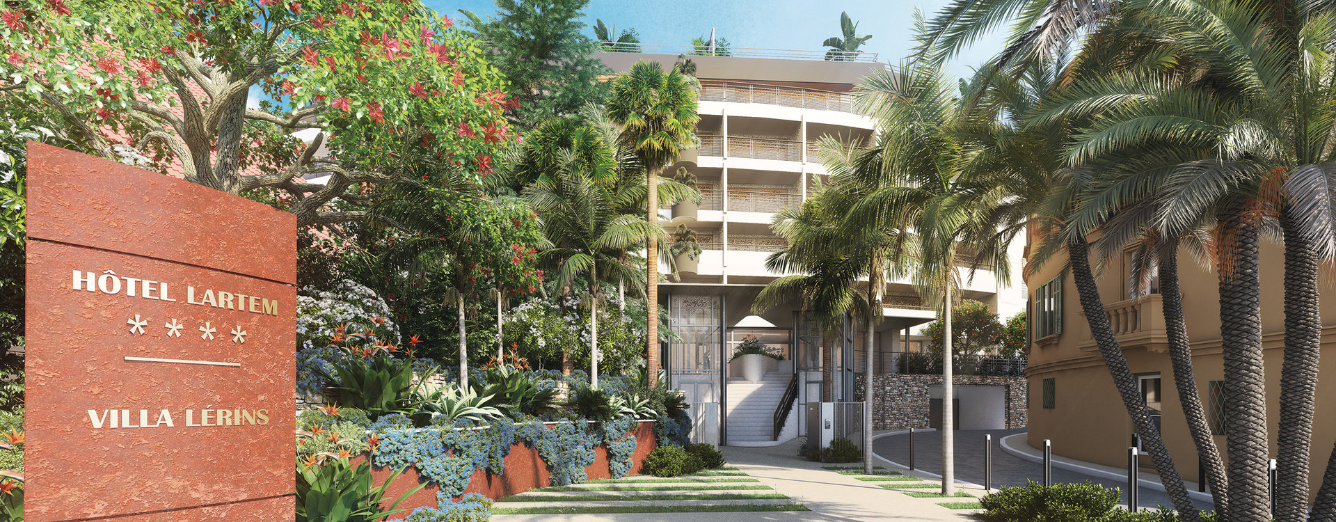 Résidence Villa Lérins - Cannes
