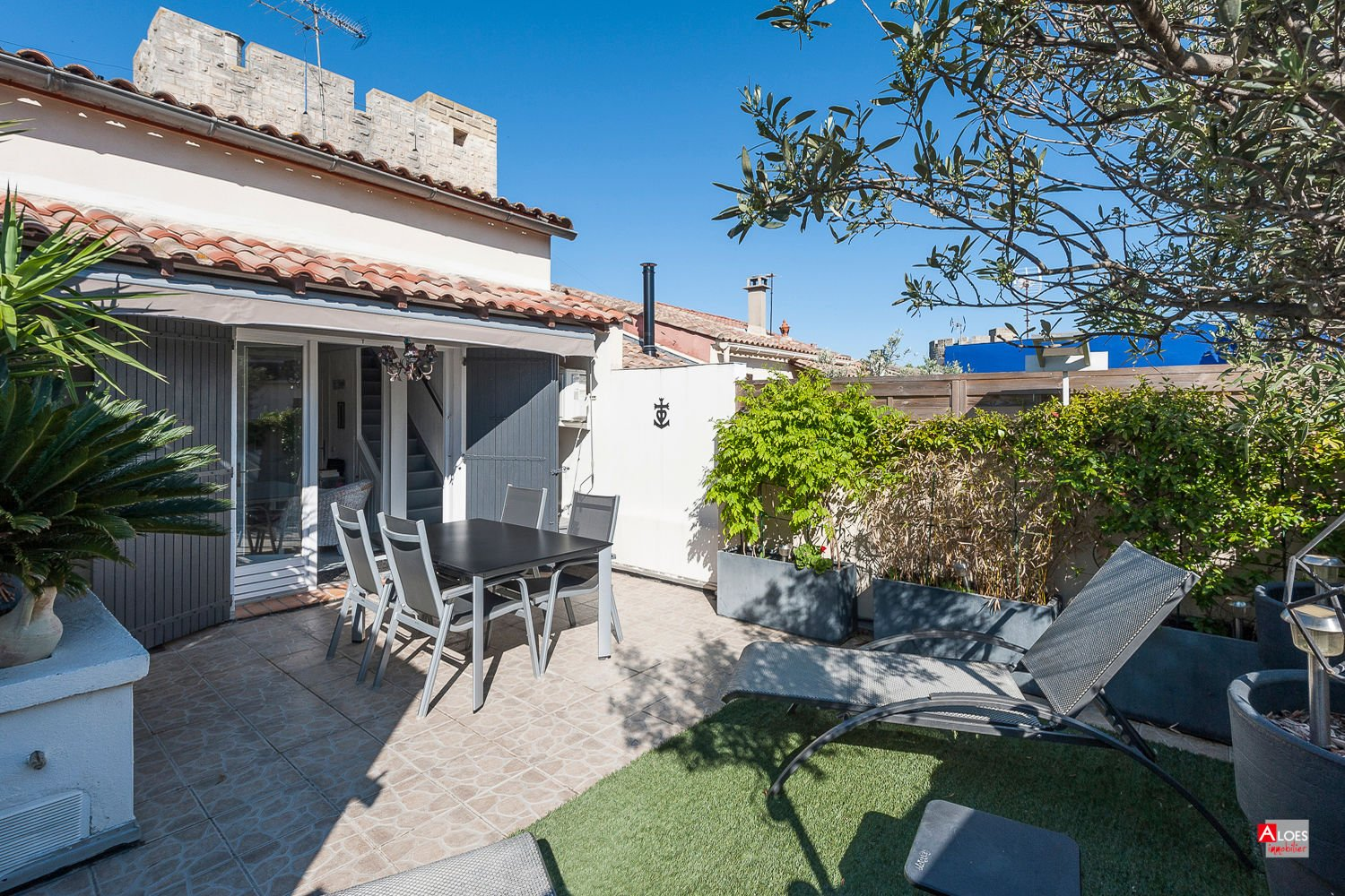 Sale Village house Aigues-Mortes