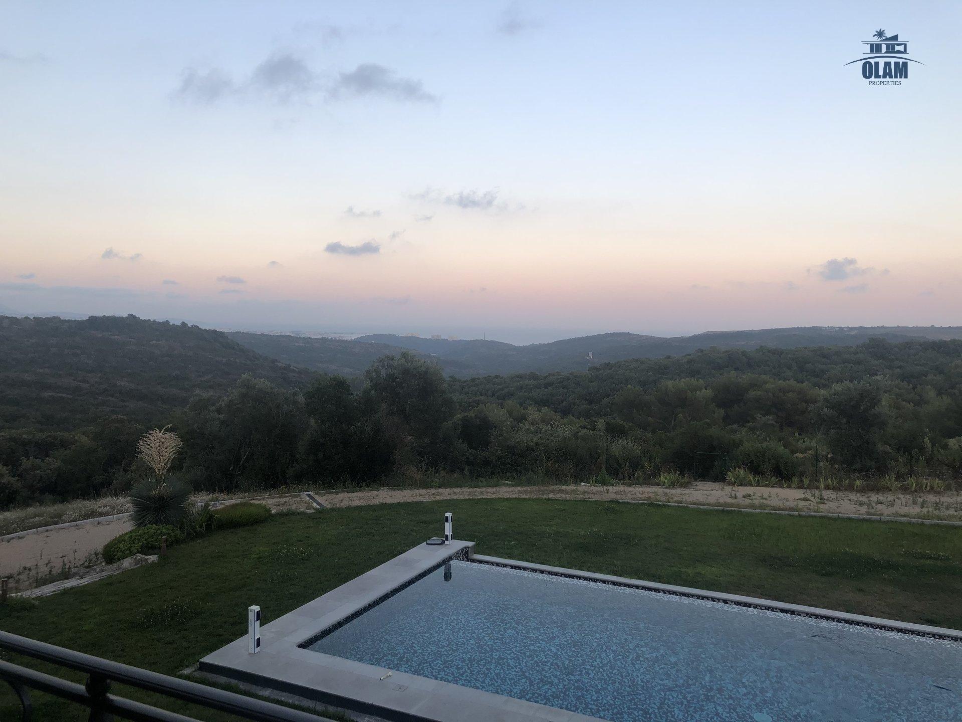 Extraordinaire Villa 5 chambres Vue mer Panoramique