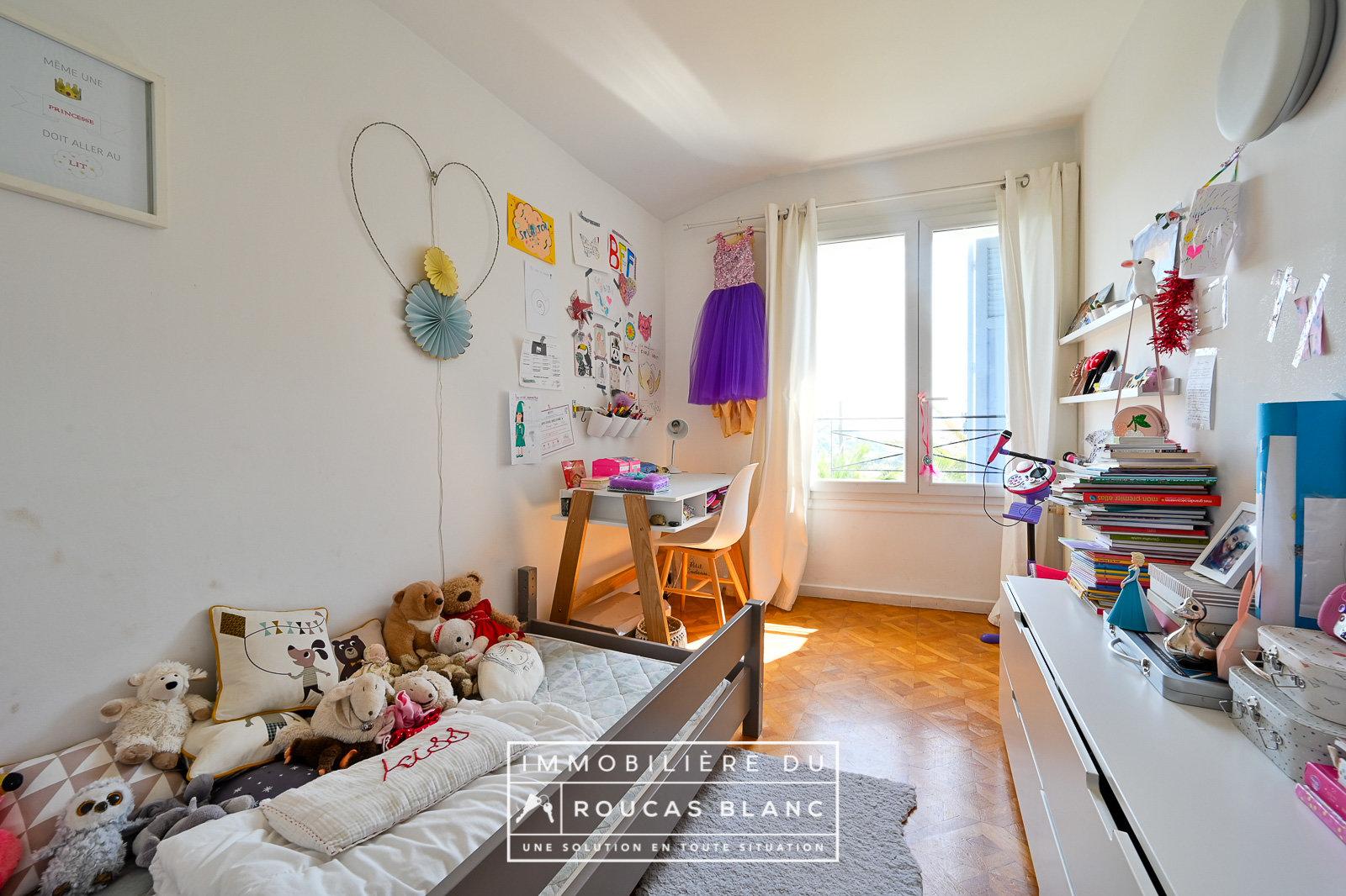 Maison - Coeur Roucas - Garage - Jardin - Calme absolu - Piscine