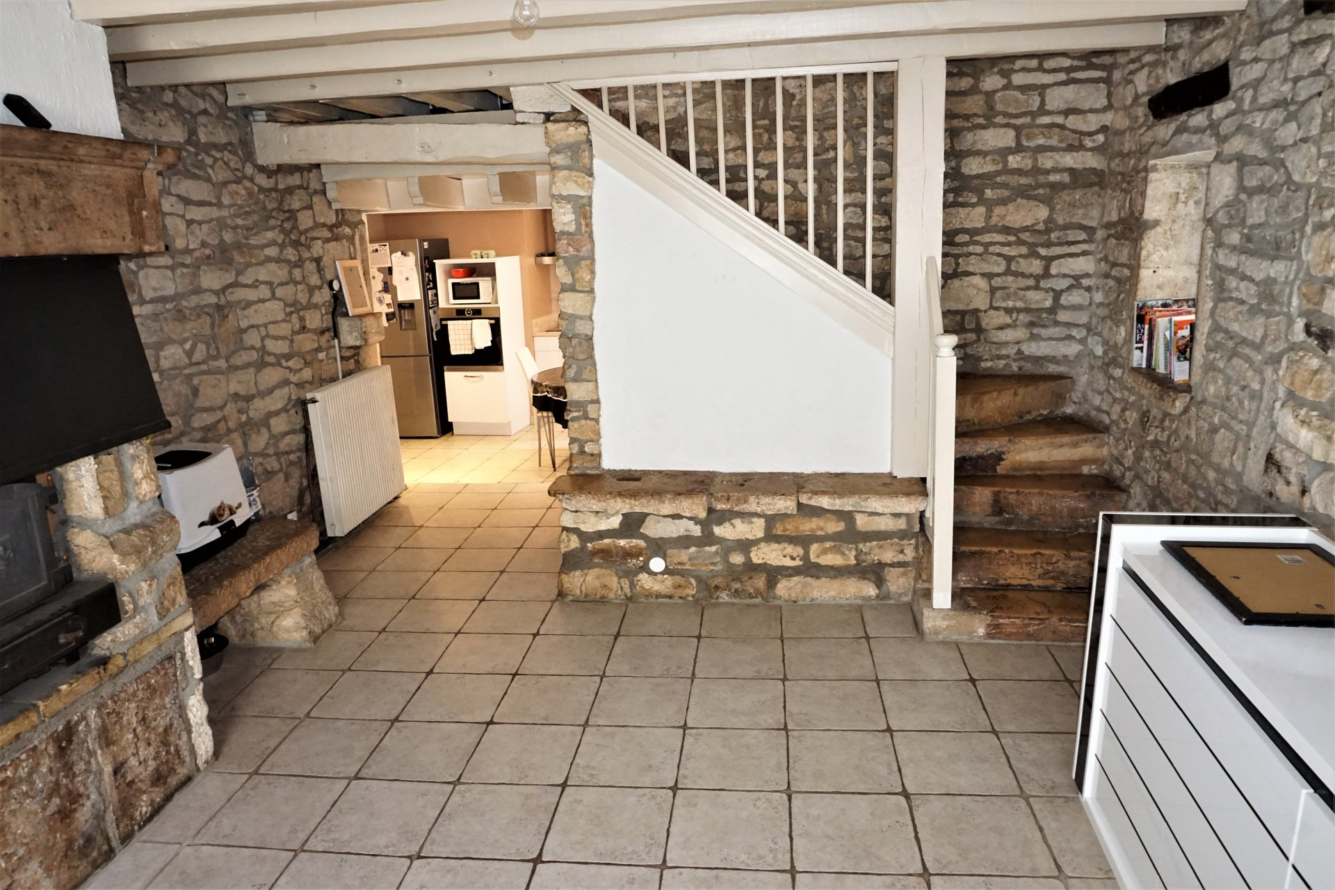 Sale Village house - Anse