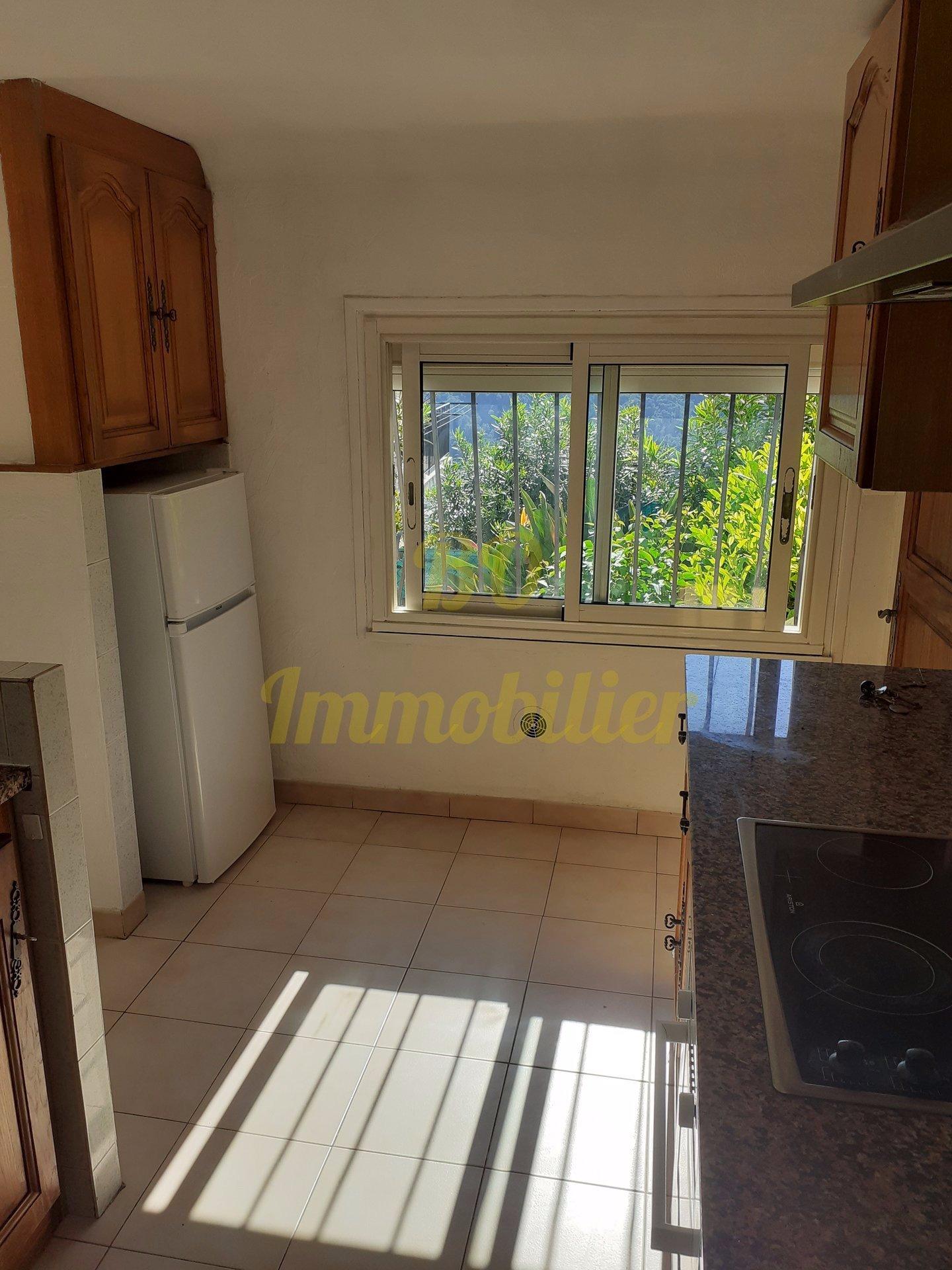 Appartement  3p de 43 m² avec jardin de 70 m²