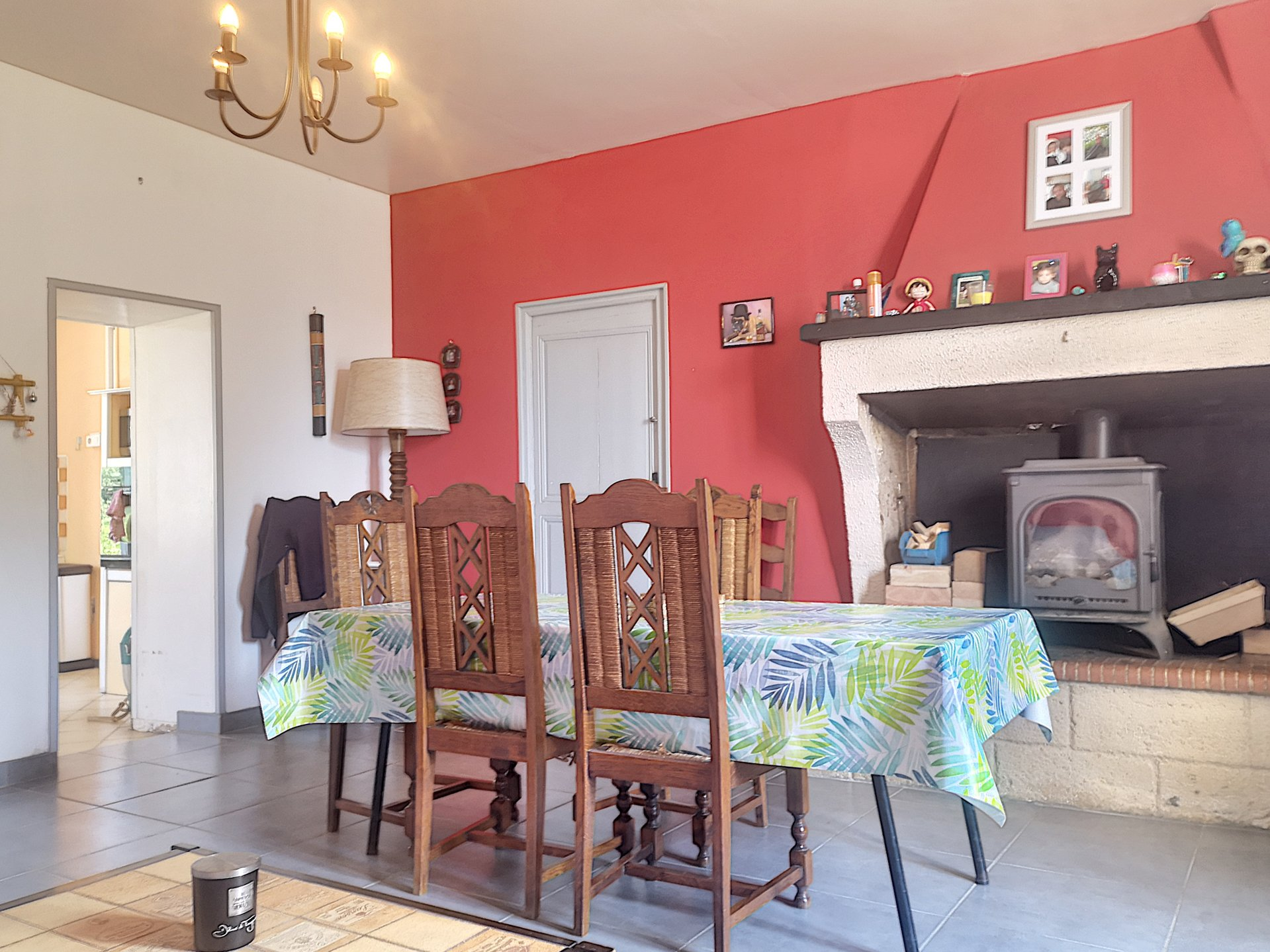 Sale Village house - Saint-Hilaire-de-la-Noaille